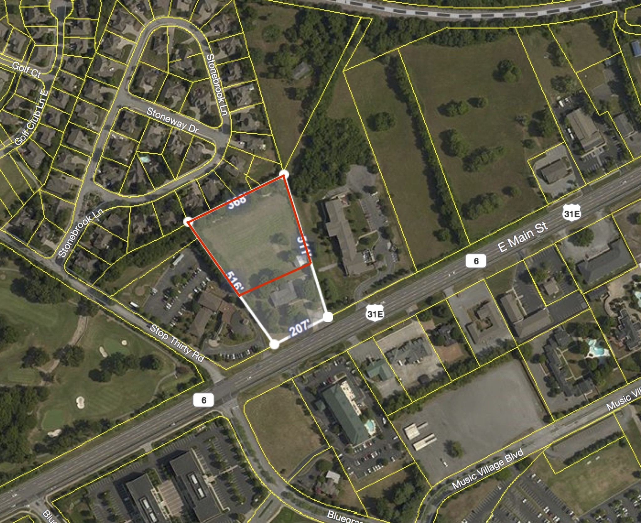 0 E Main Property Photo - Hendersonville, TN real estate listing