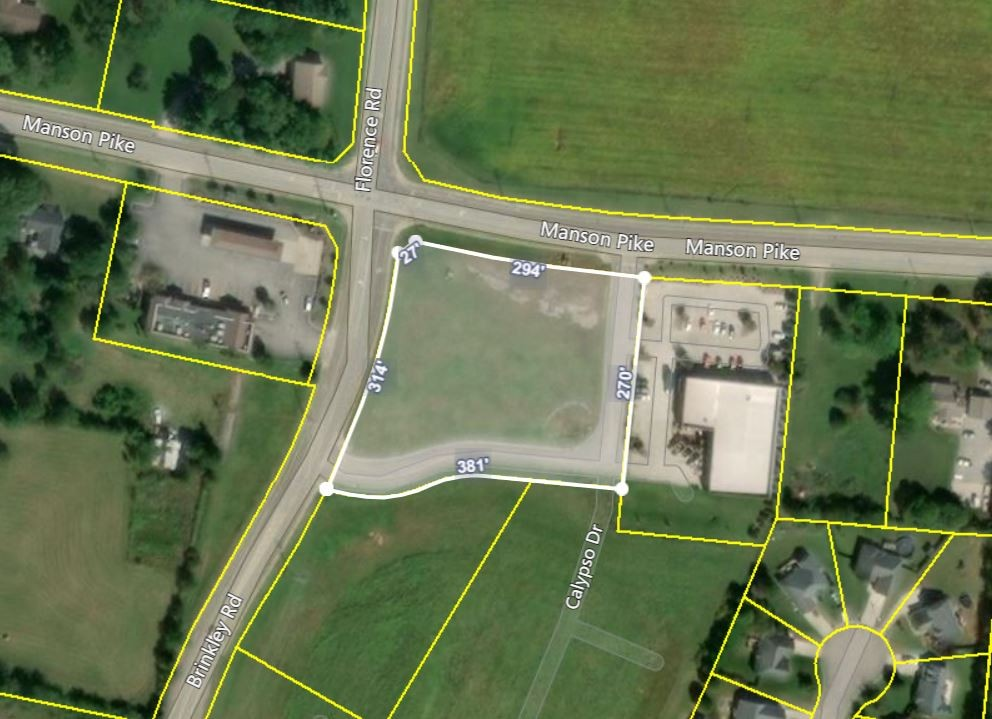 0 Manson Pike Property Photo - Murfreesboro, TN real estate listing