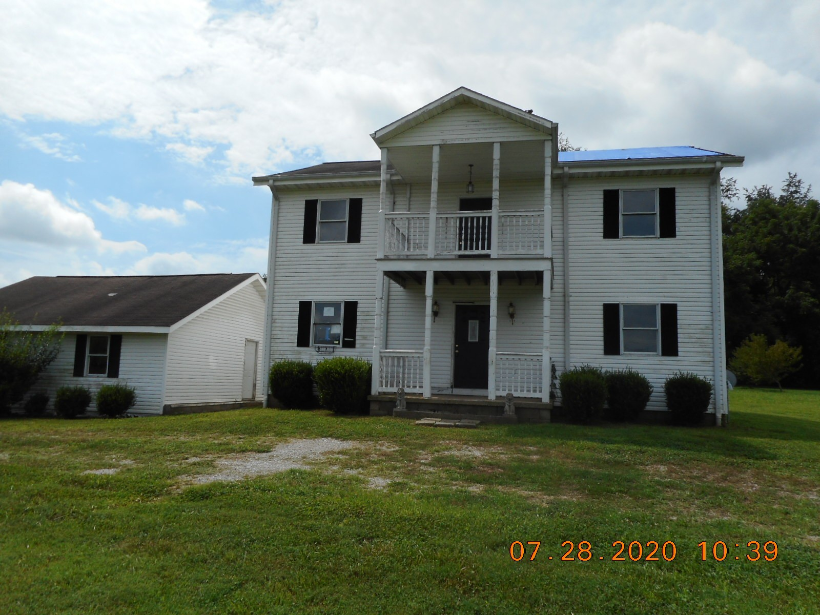 35 Irl Scott Rd Property Photo - Auburn, KY real estate listing