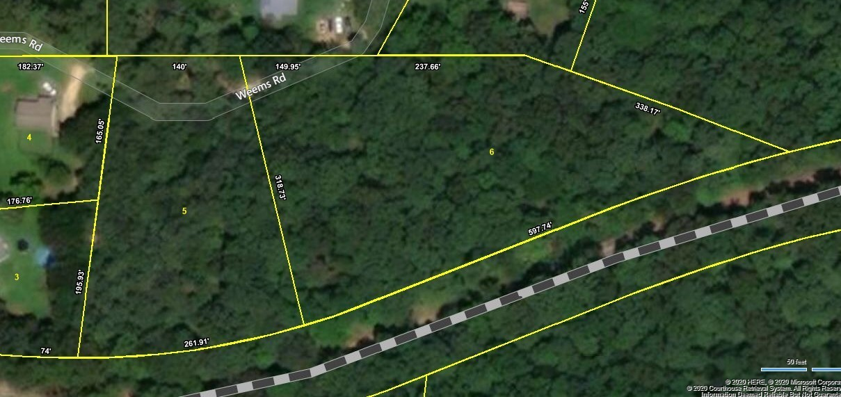 0 Weems Rd Property Photo - Nunnelly, TN real estate listing