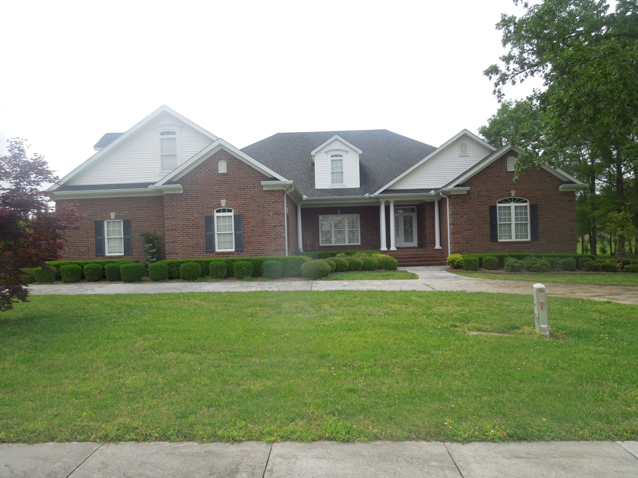 107 Heritage Cir Property Photo - Manchester, TN real estate listing