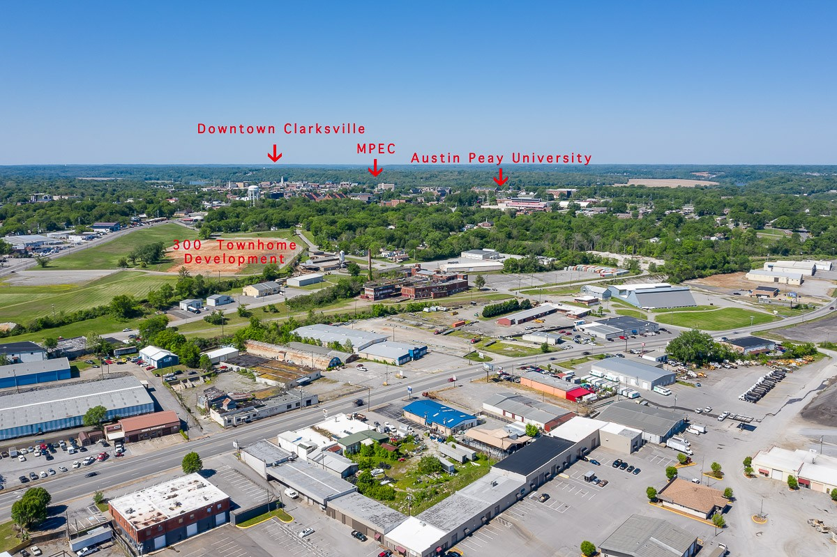 1348 College St Property Photo - Clarksville, TN real estate listing