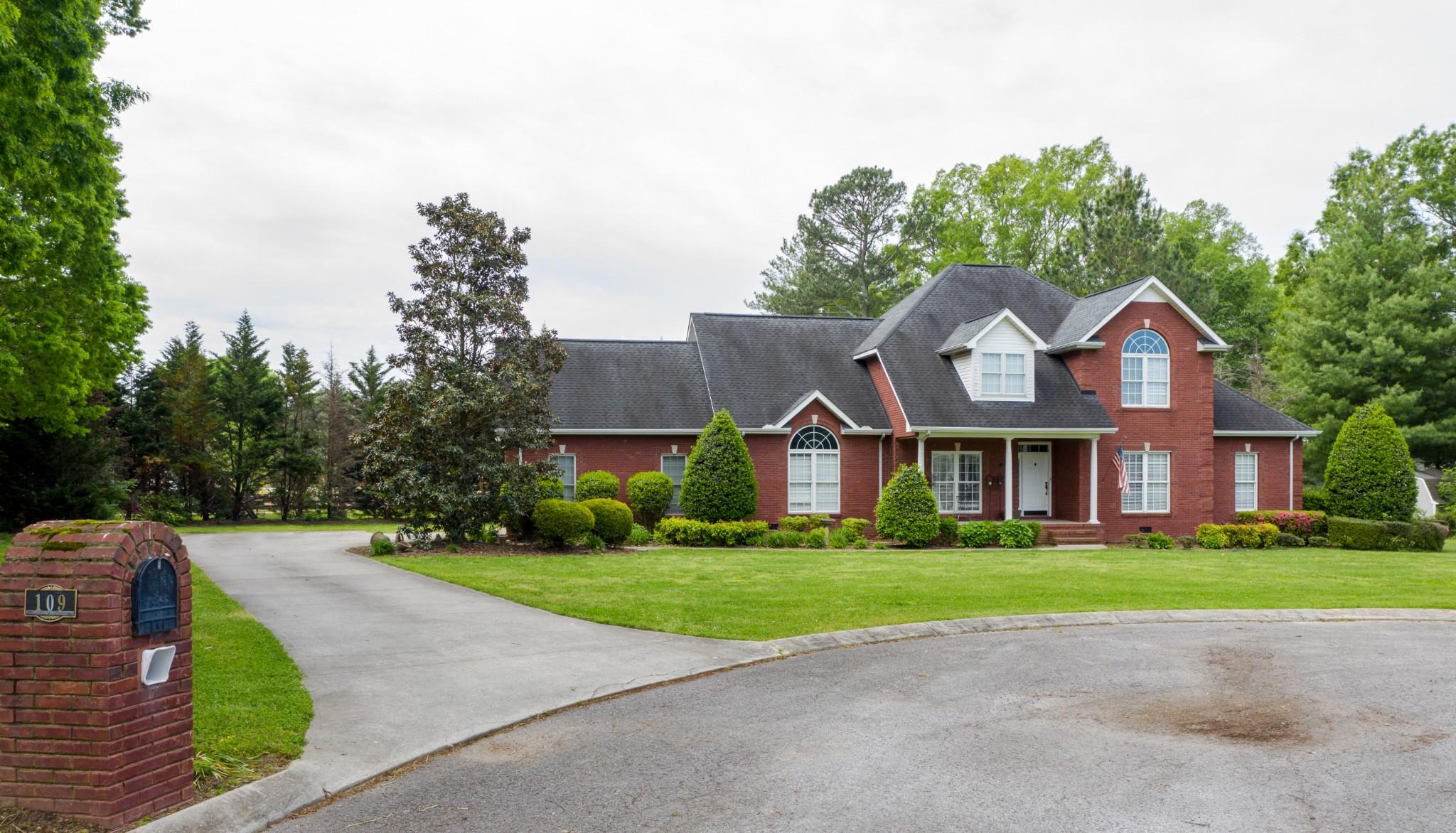 109 ROYAL CT, Tullahoma, TN 37388 - Tullahoma, TN real estate listing