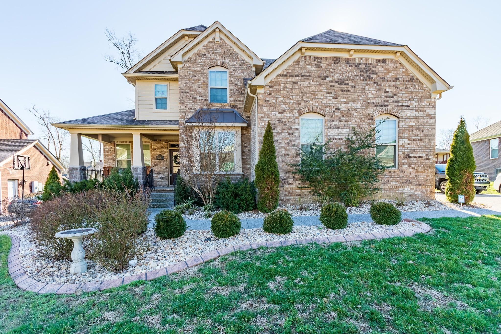 2517 Arbor Pointe Cv Property Photo - Hermitage, TN real estate listing