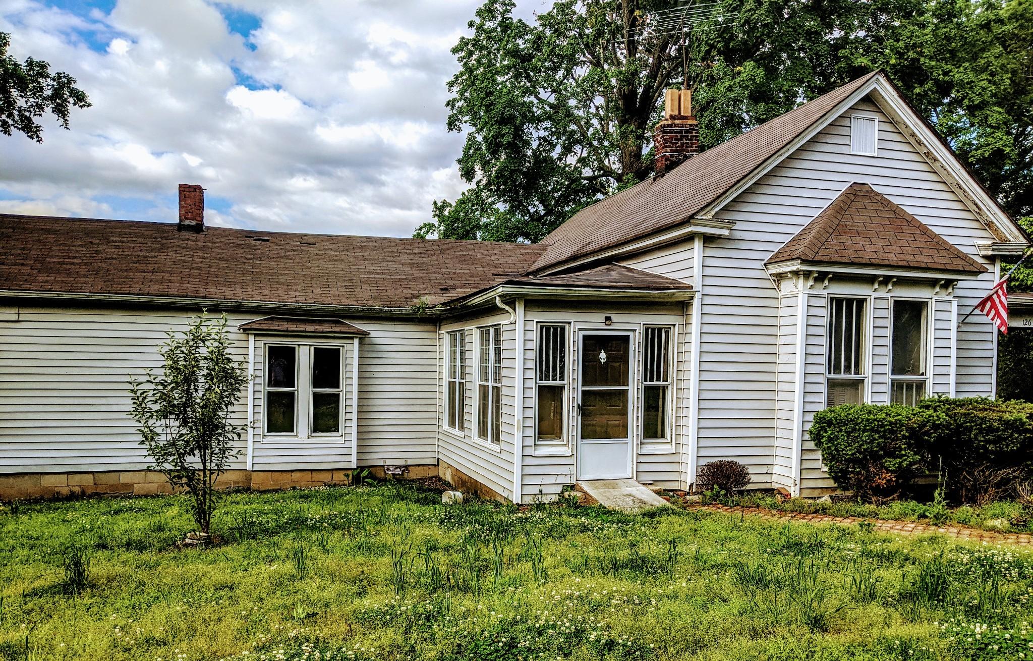 126 Railroad St, Cedar Hill, TN 37032 - Cedar Hill, TN real estate listing