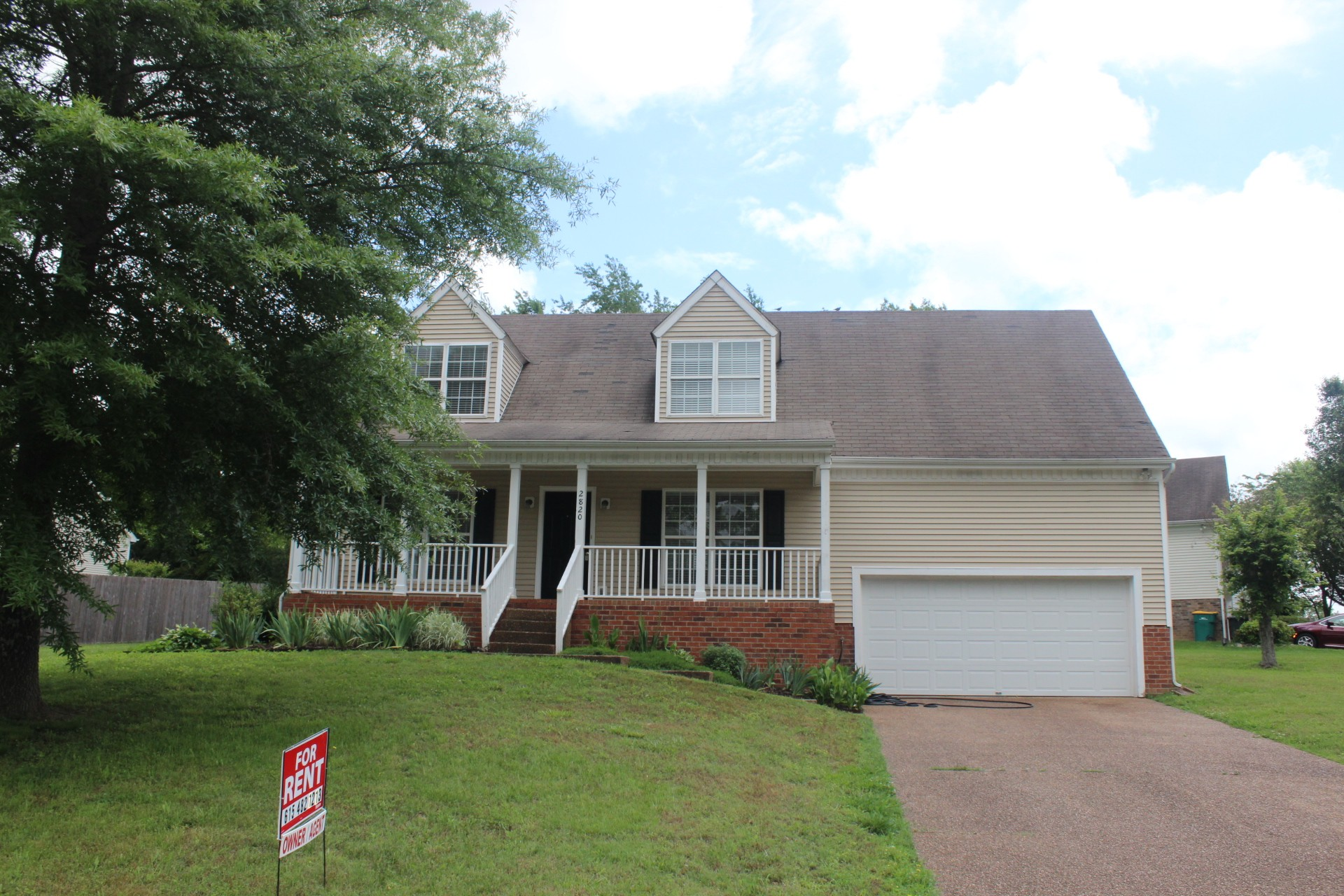 2820 Overton Dr Property Photo - Thompsons Station, TN real estate listing