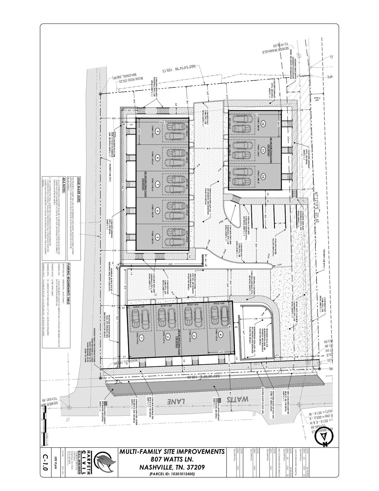 807 Watts Ln, Nashville, TN 37209 - Nashville, TN real estate listing