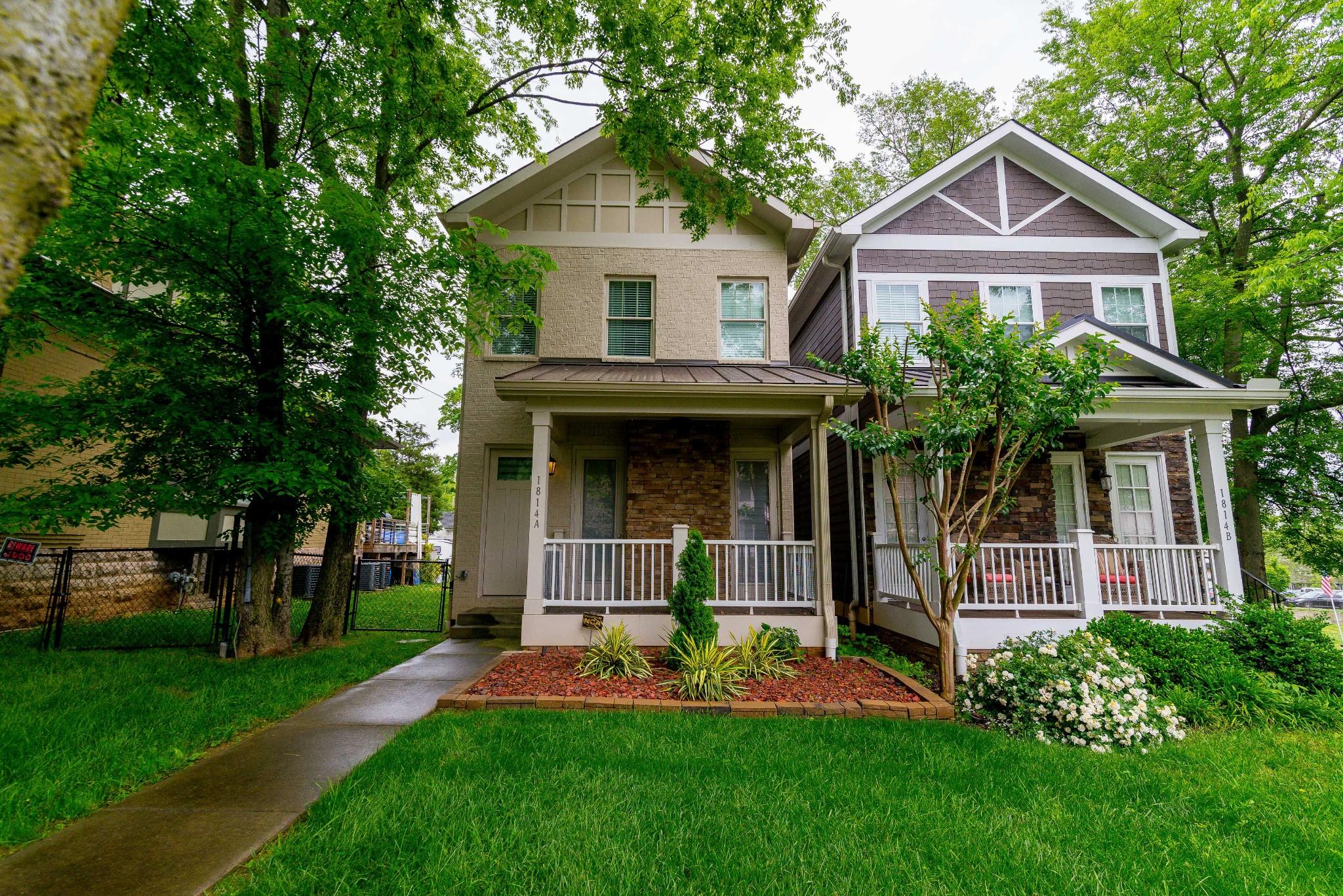 1814A Elliott Ave Property Photo - Nashville, TN real estate listing