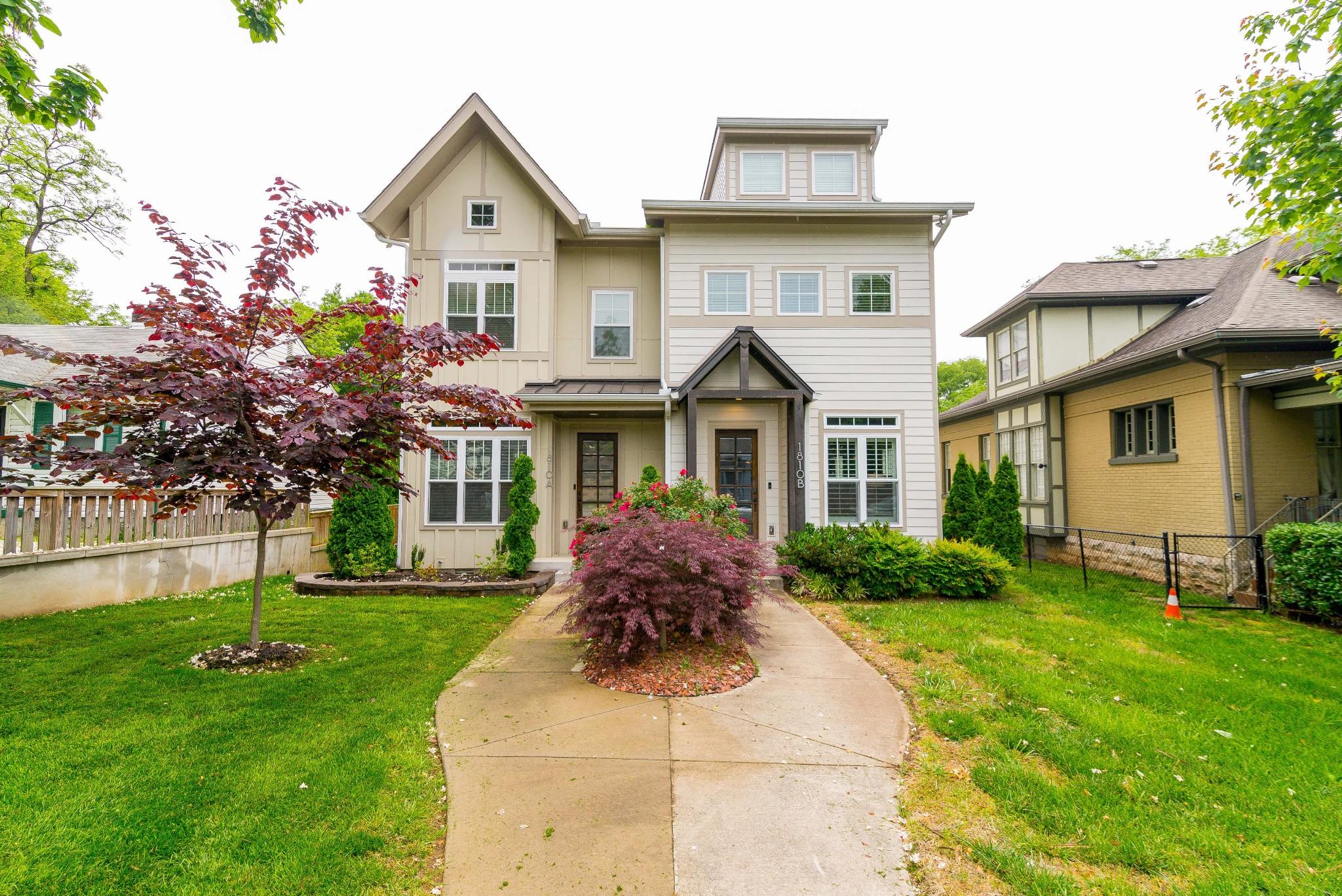 1810A Elliott Ave Property Photo - Nashville, TN real estate listing