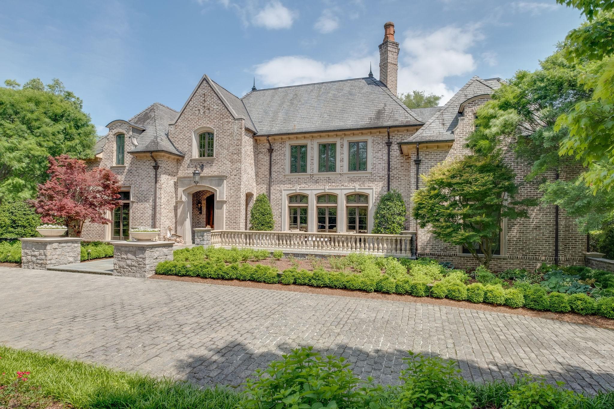 1206 Belle Meade Blvd, Nashville, TN 37205 - Nashville, TN real estate listing