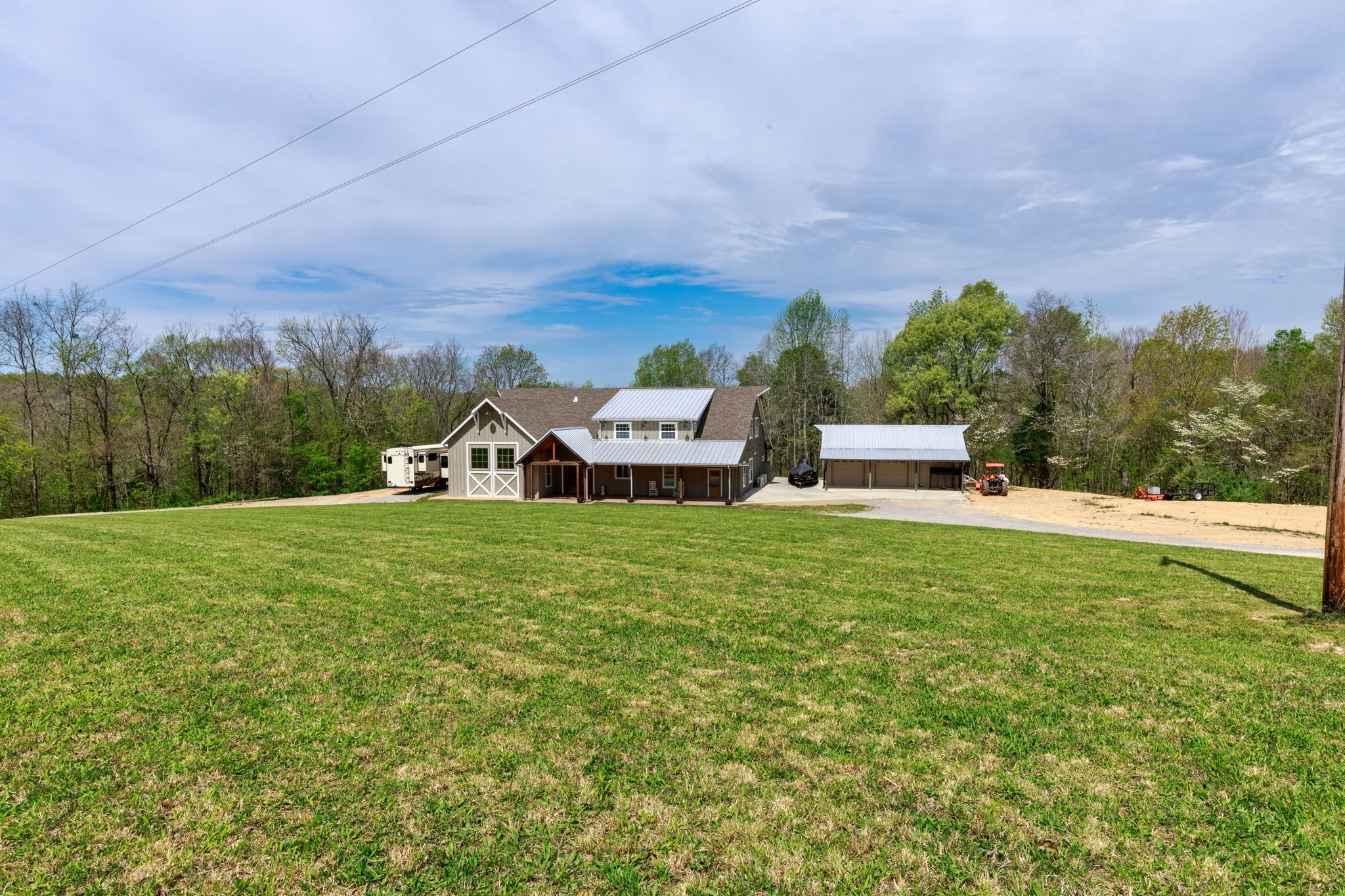 155 Mount Joy Rd Property Photo - Hampshire, TN real estate listing