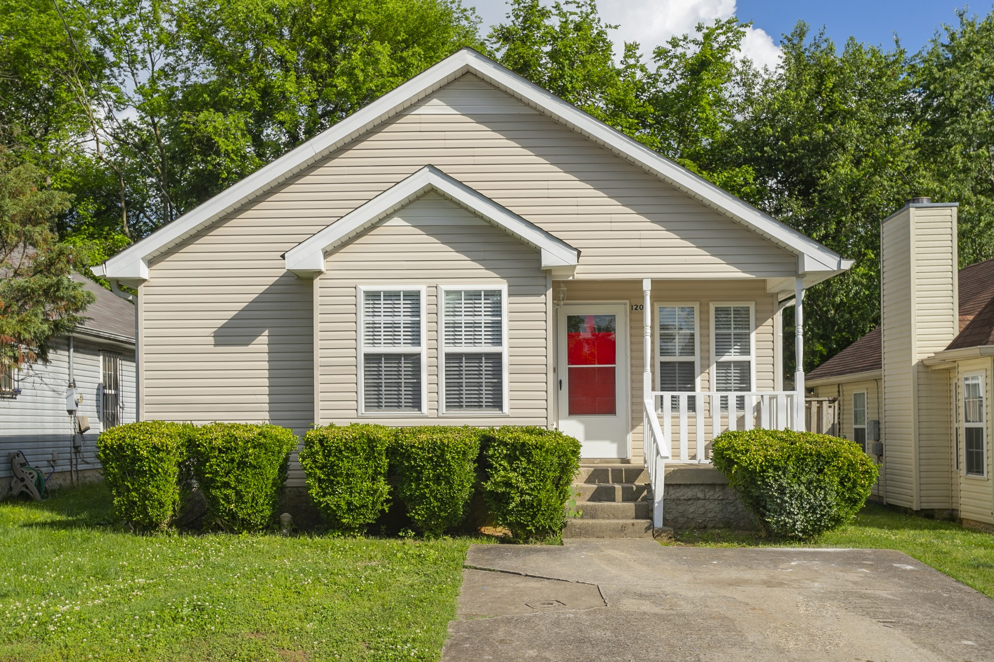 1207 Rock Creek Trce Property Photo - Whites Creek, TN real estate listing