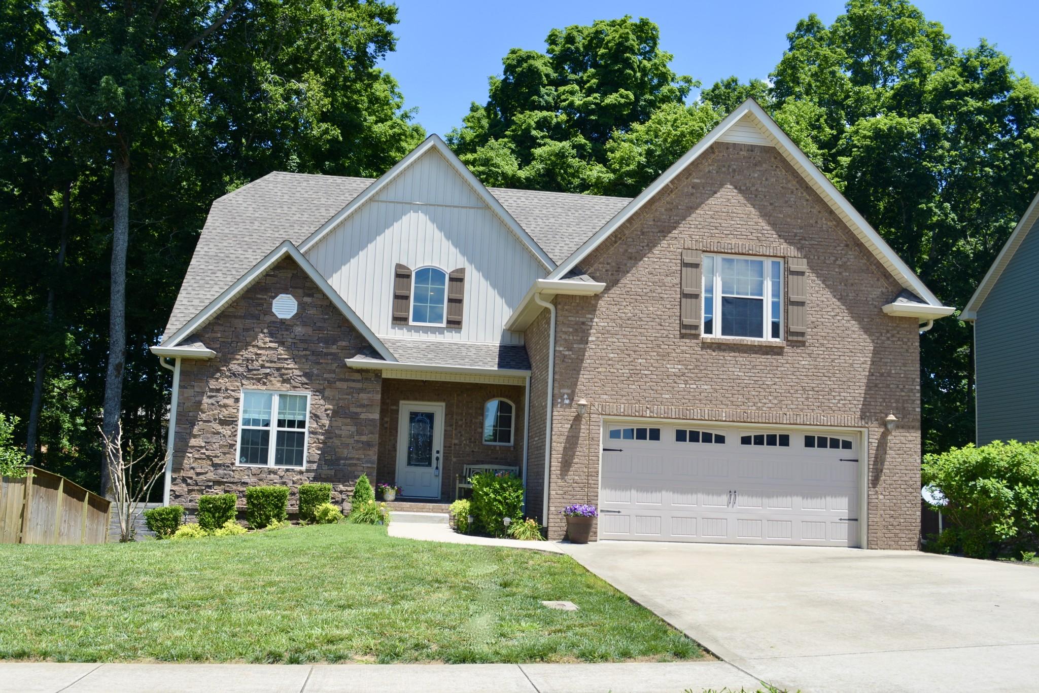 348 Abeline Dr Property Photo - Clarksville, TN real estate listing