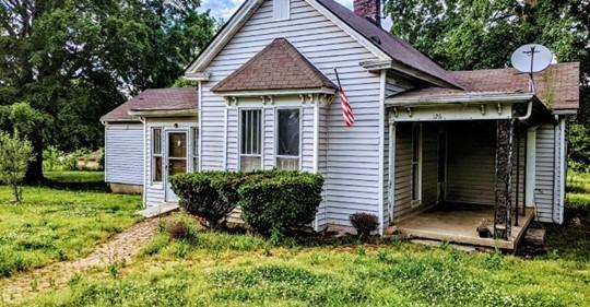 126 Railroad St and 207 N Main, Cedar Hill, TN 37032 - Cedar Hill, TN real estate listing