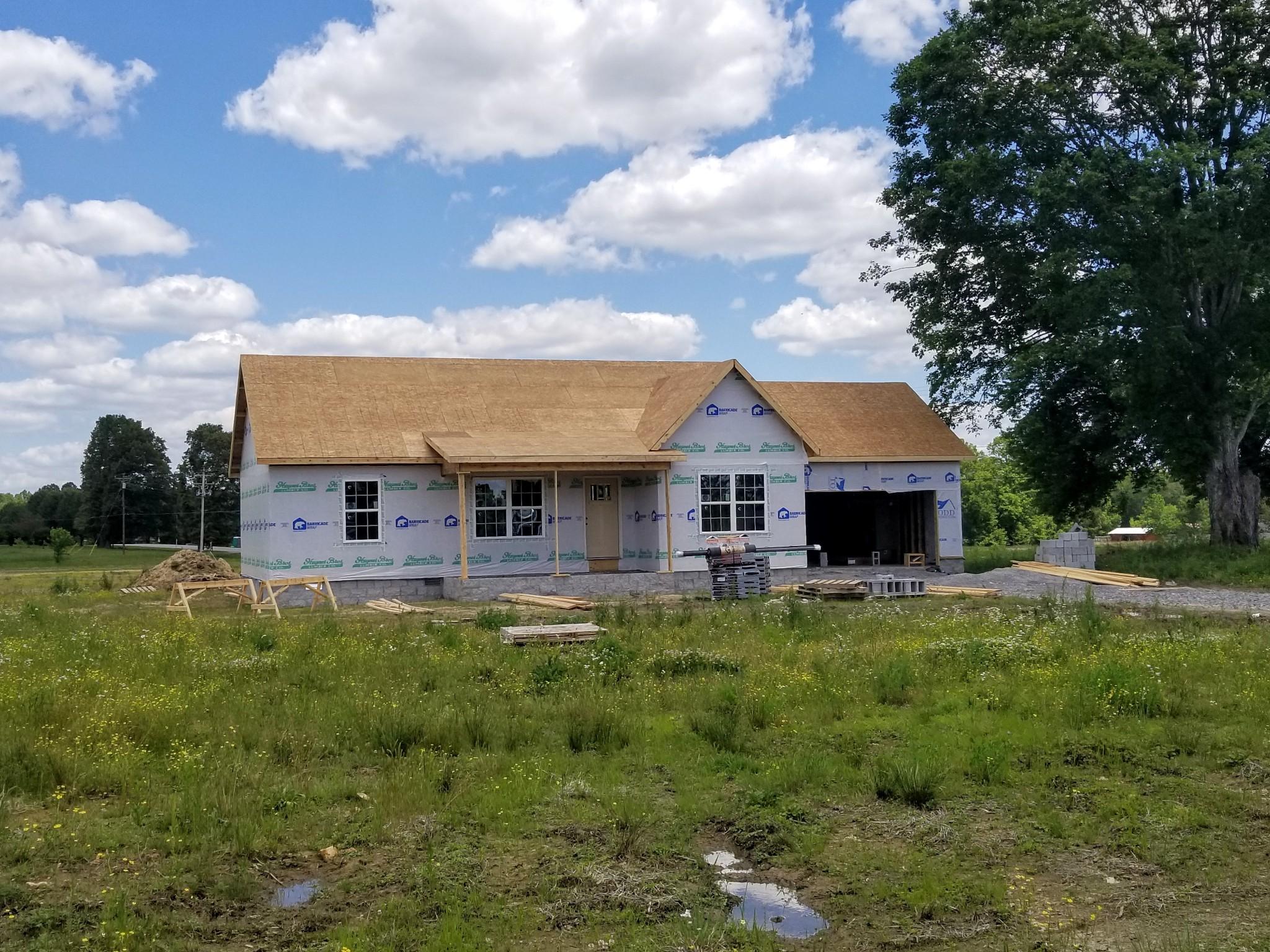 40 Parker Drive Property Photo - Bradyville, TN real estate listing