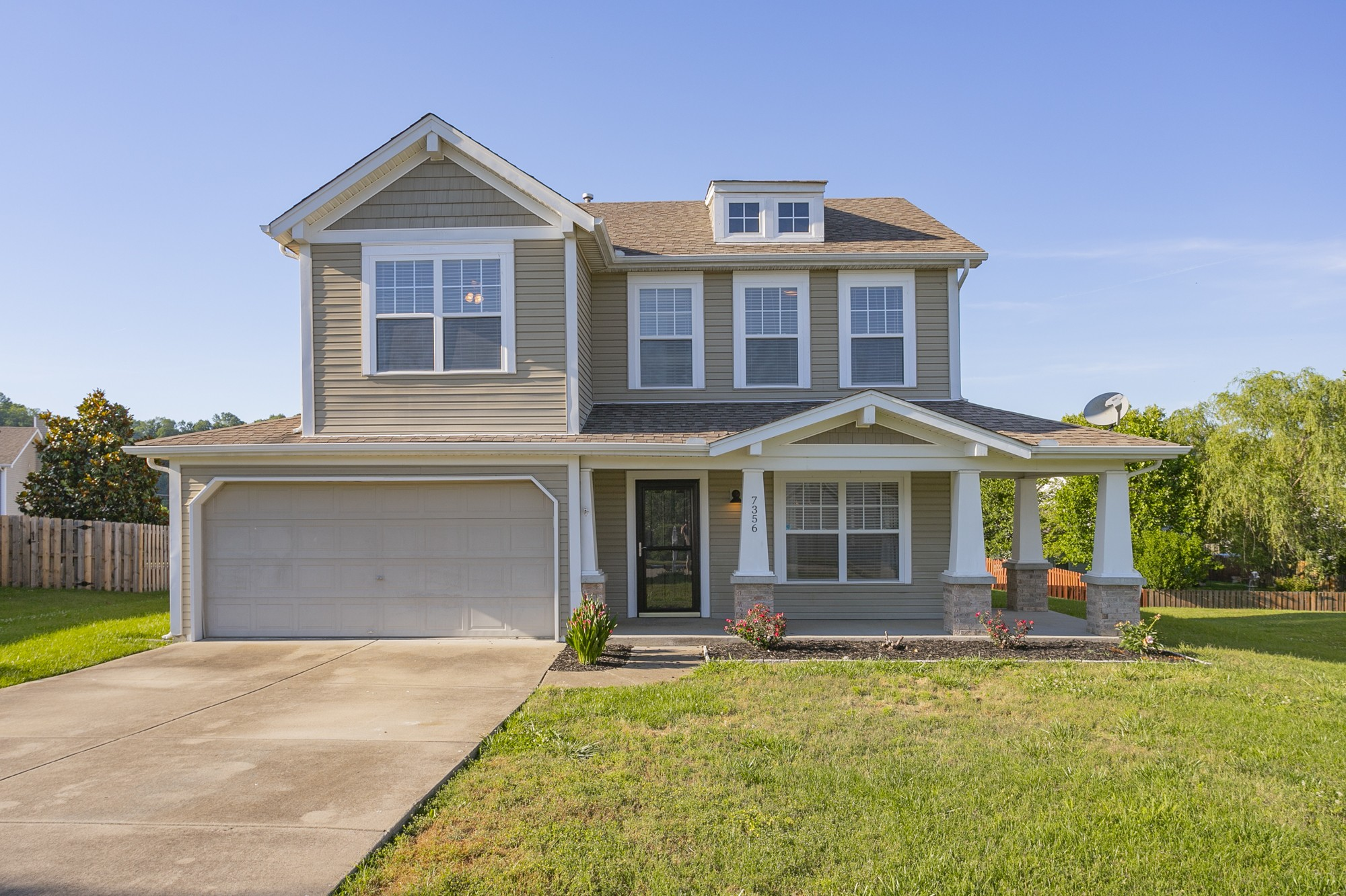 7356 Middlebrook Cir Property Photo - Nashville, TN real estate listing