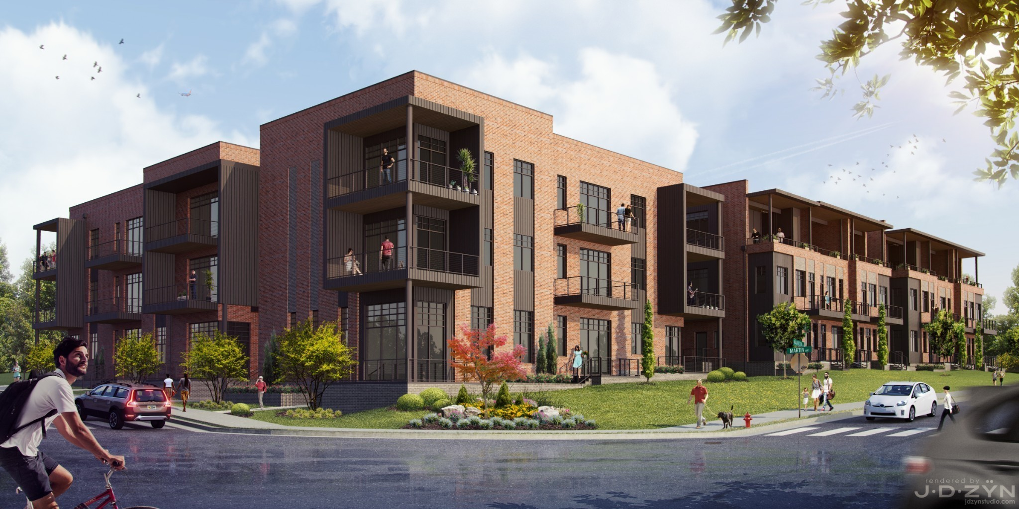 601 Hamilton Ave #301 Property Photo