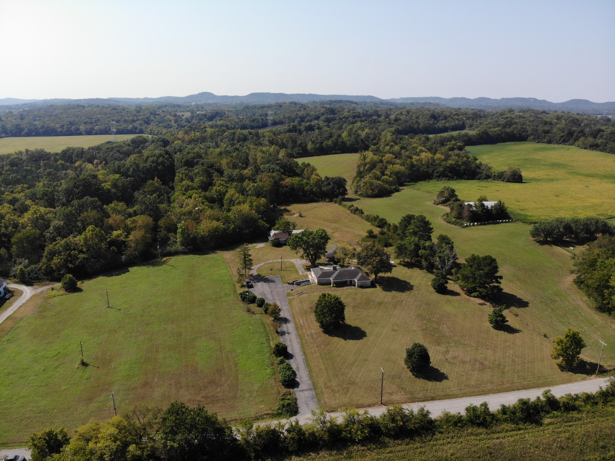 8455 Bellenfant Rd Property Photo - College Grove, TN real estate listing