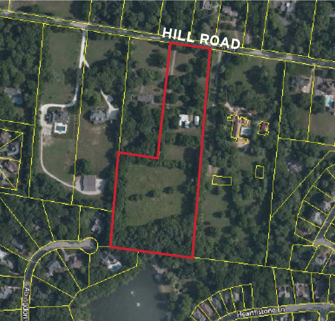 749 Hill Rd Property Photo - Brentwood, TN real estate listing