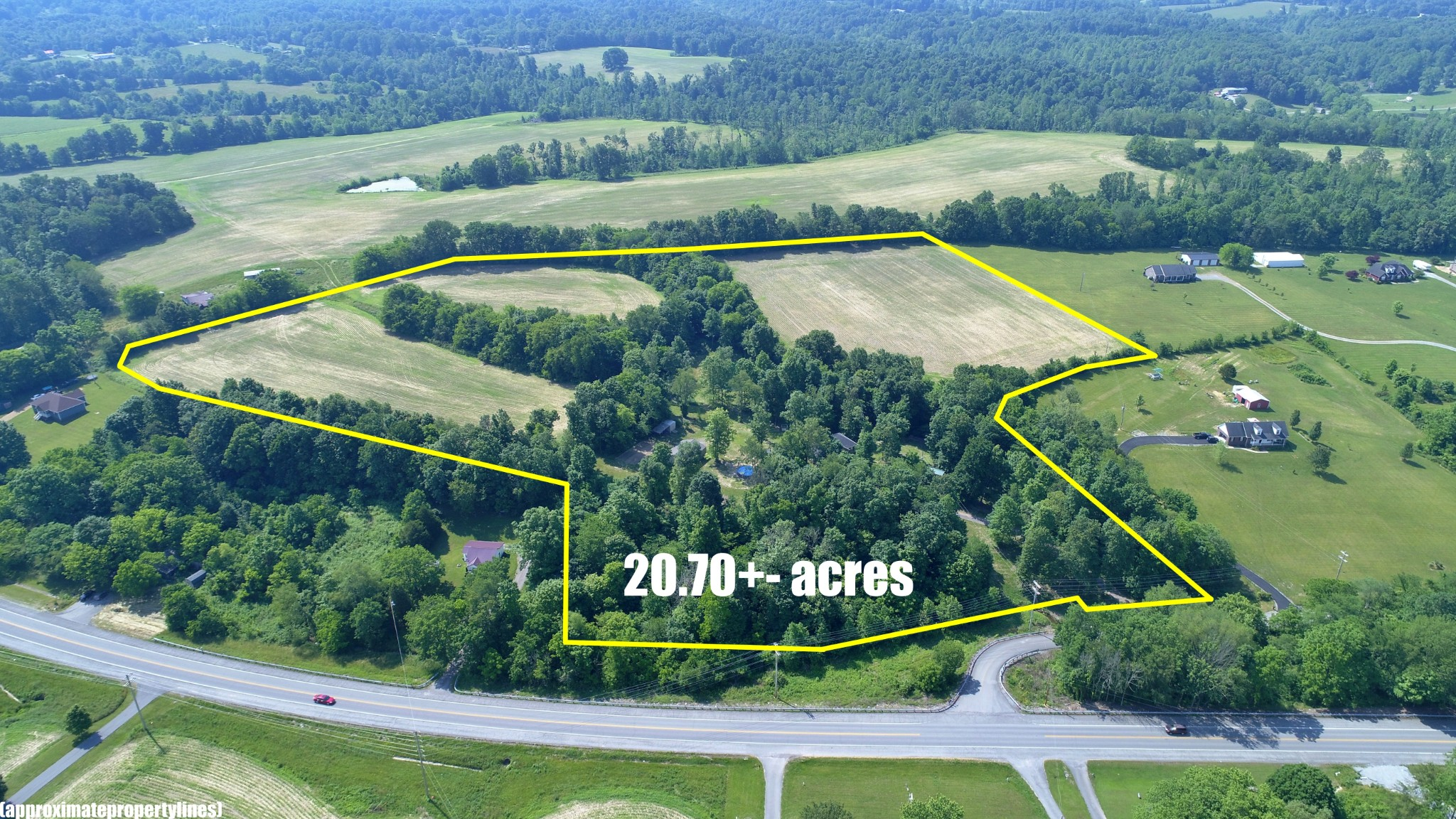 692 Old Highway 52 Property Photo - Bethpage, TN real estate listing