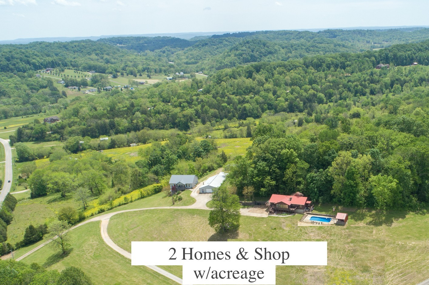 4007 Catheys Creek Rd Property Photo - Hampshire, TN real estate listing