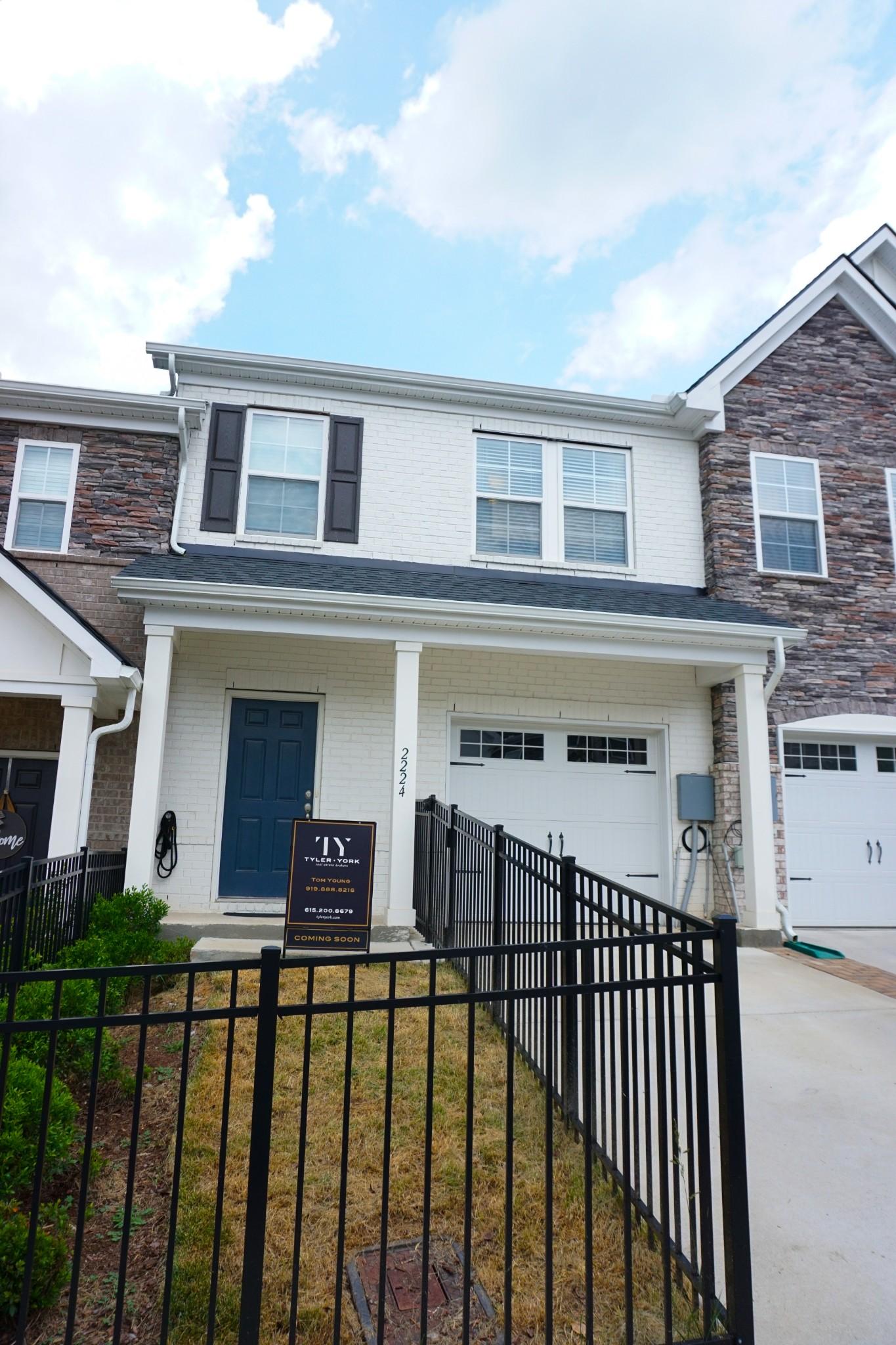 2224 Belle Creek Way Property Photo - Nashville, TN real estate listing