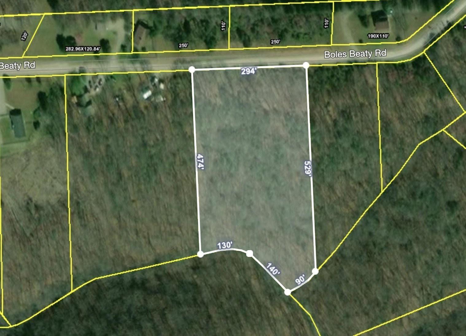 0 Boles Beaty Rd Property Photo - Alpine, TN real estate listing
