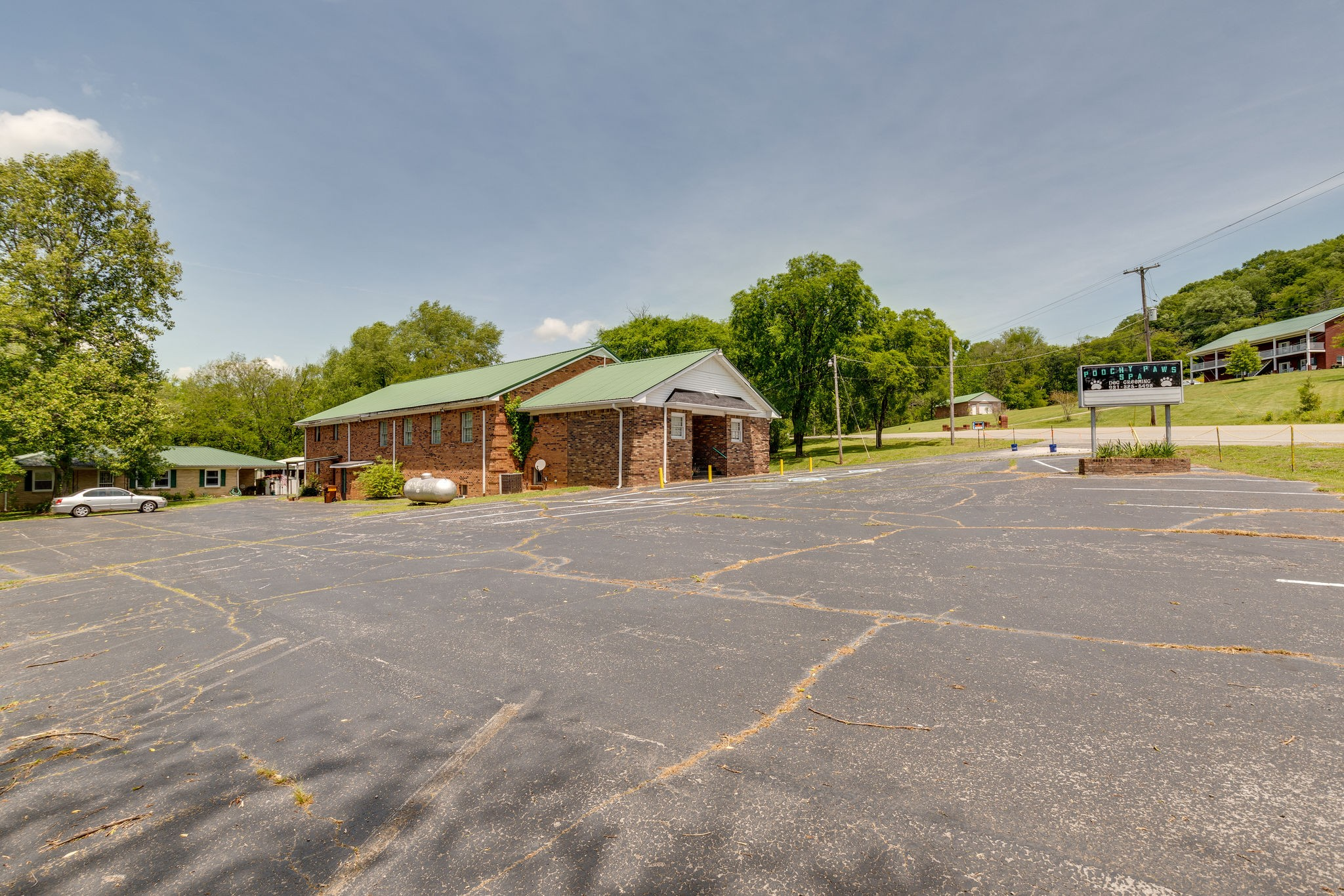 8302 Lawrenceburg Hwy Property Photo - Mount Pleasant, TN real estate listing