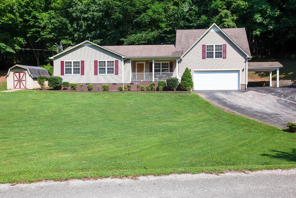 5056 Kettle Mills Rd Property Photo - Hampshire, TN real estate listing