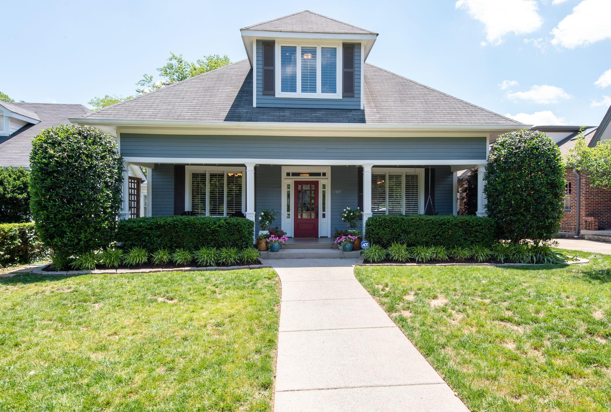 1503 Elmwood Ave Property Photo - Nashville, TN real estate listing