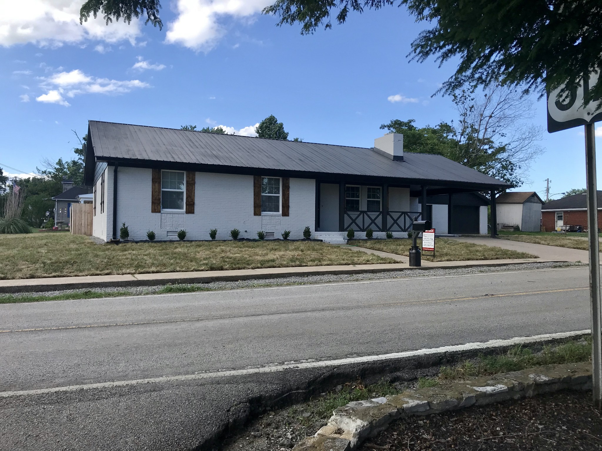 102 N Park Property Photo - Cornersville, TN real estate listing