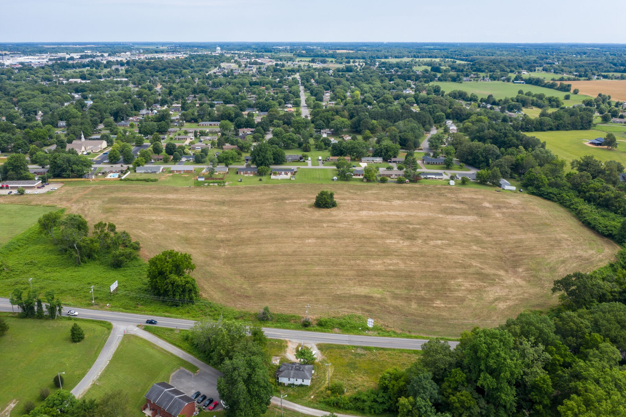 0 Gaines East Street Property Photo - Lawrenceburg, TN real estate listing