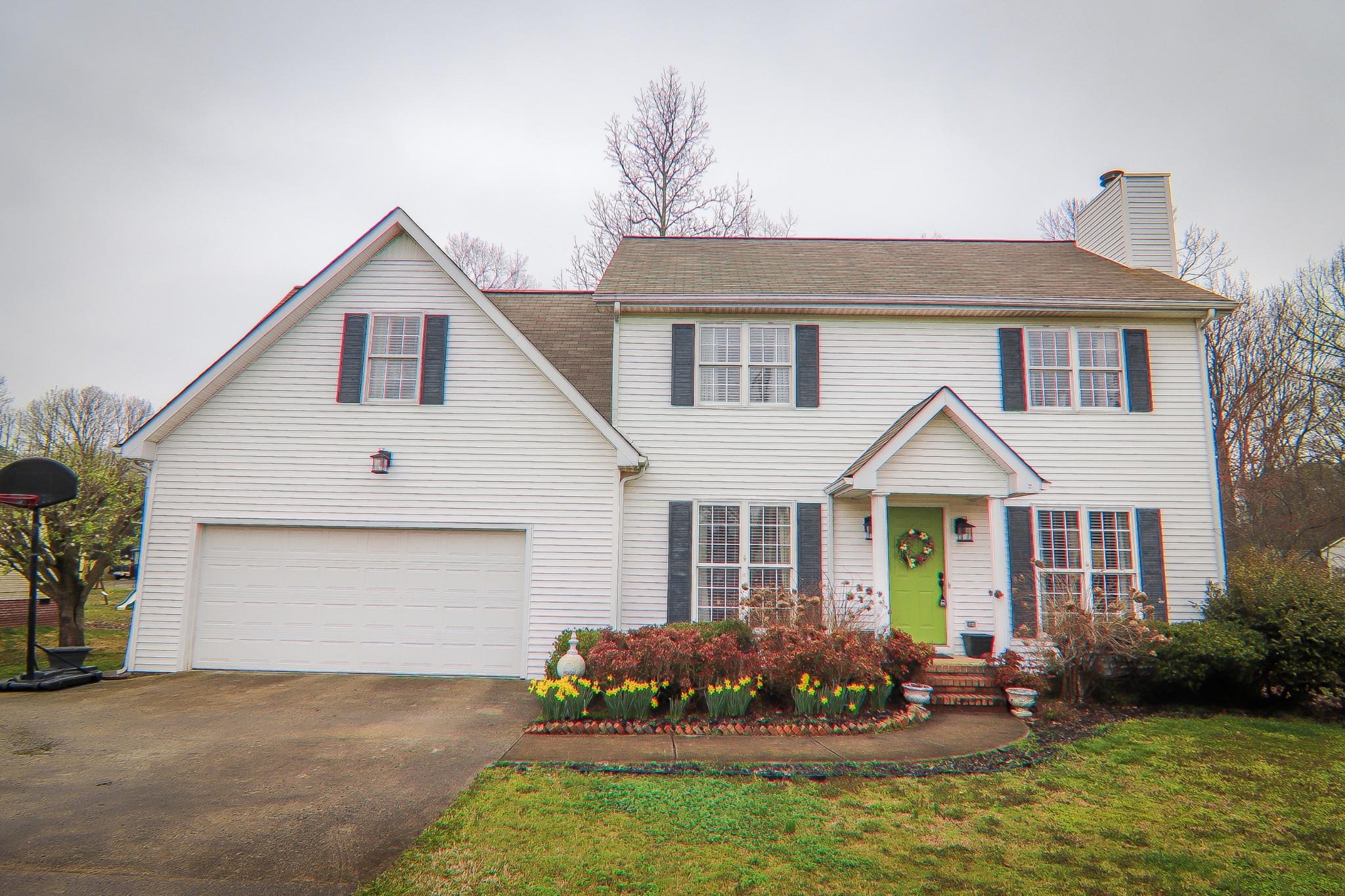 127 Jennings Cir Property Photo - Tullahoma, TN real estate listing