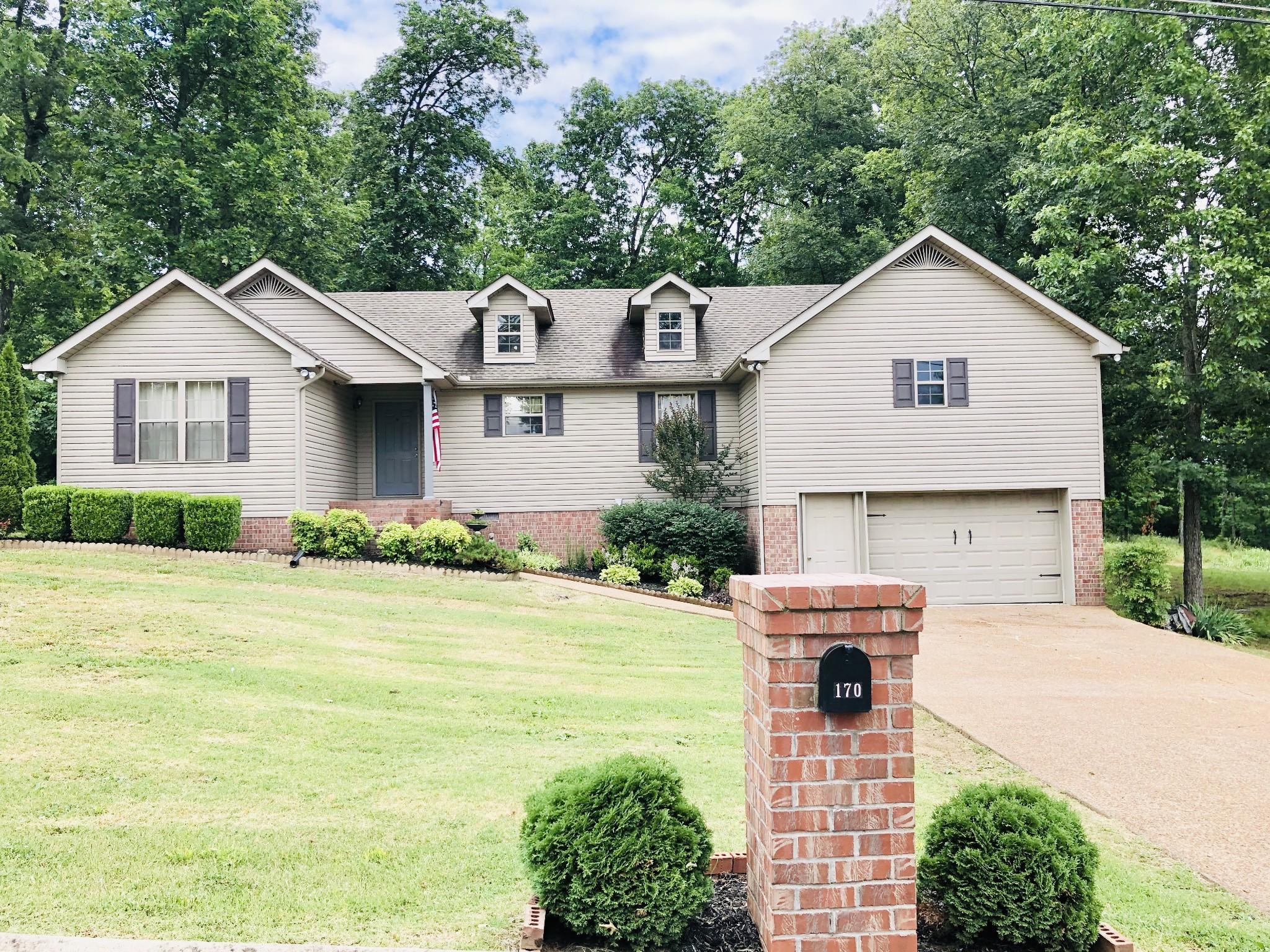 170 Hickory Ridge Ln Property Photo - Hartsville, TN real estate listing