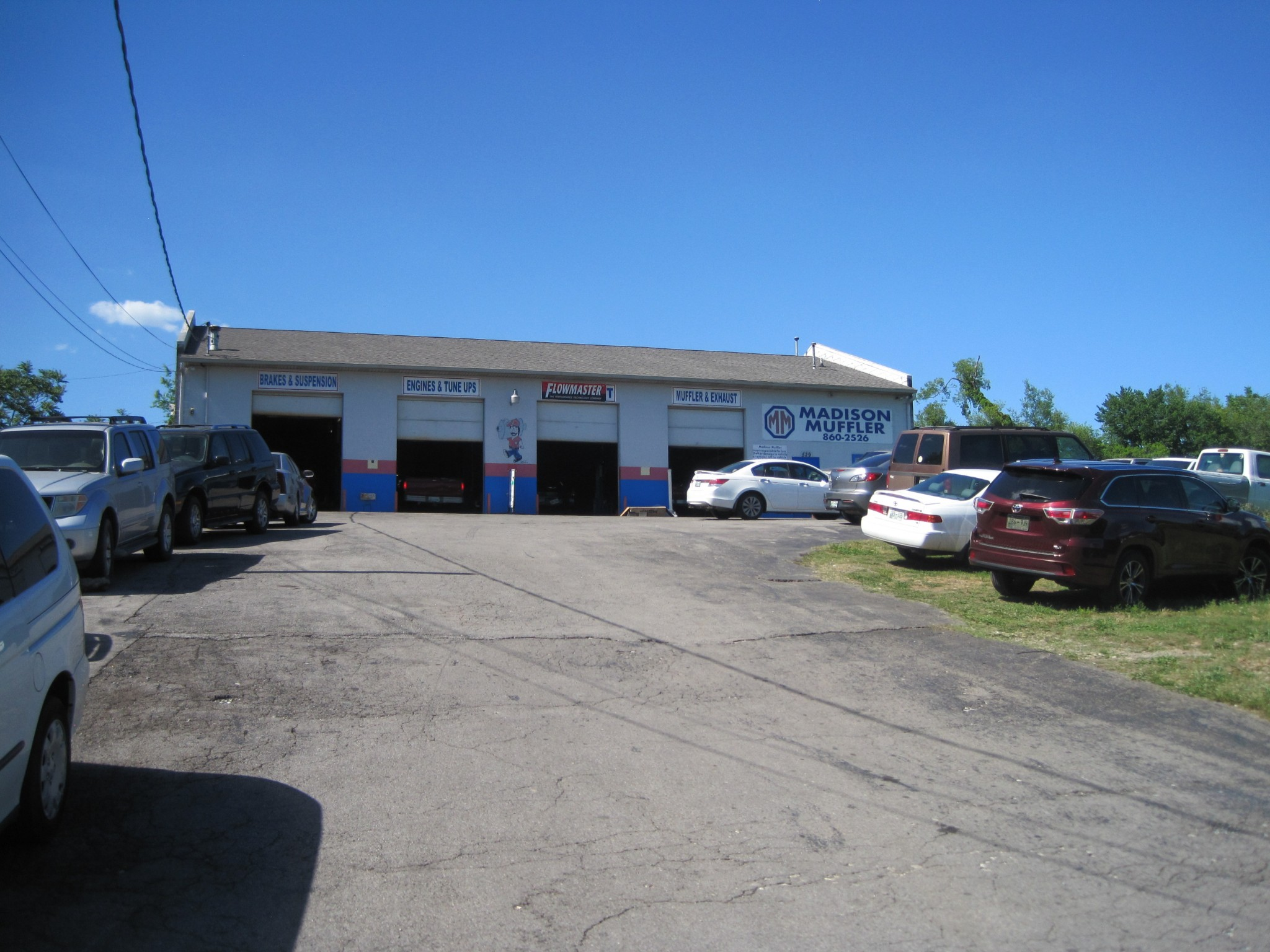 529 E Old Hickory Blvd Property Photo - Madison, TN real estate listing