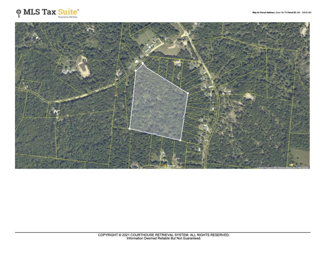 0 Greer Rd Property Photo