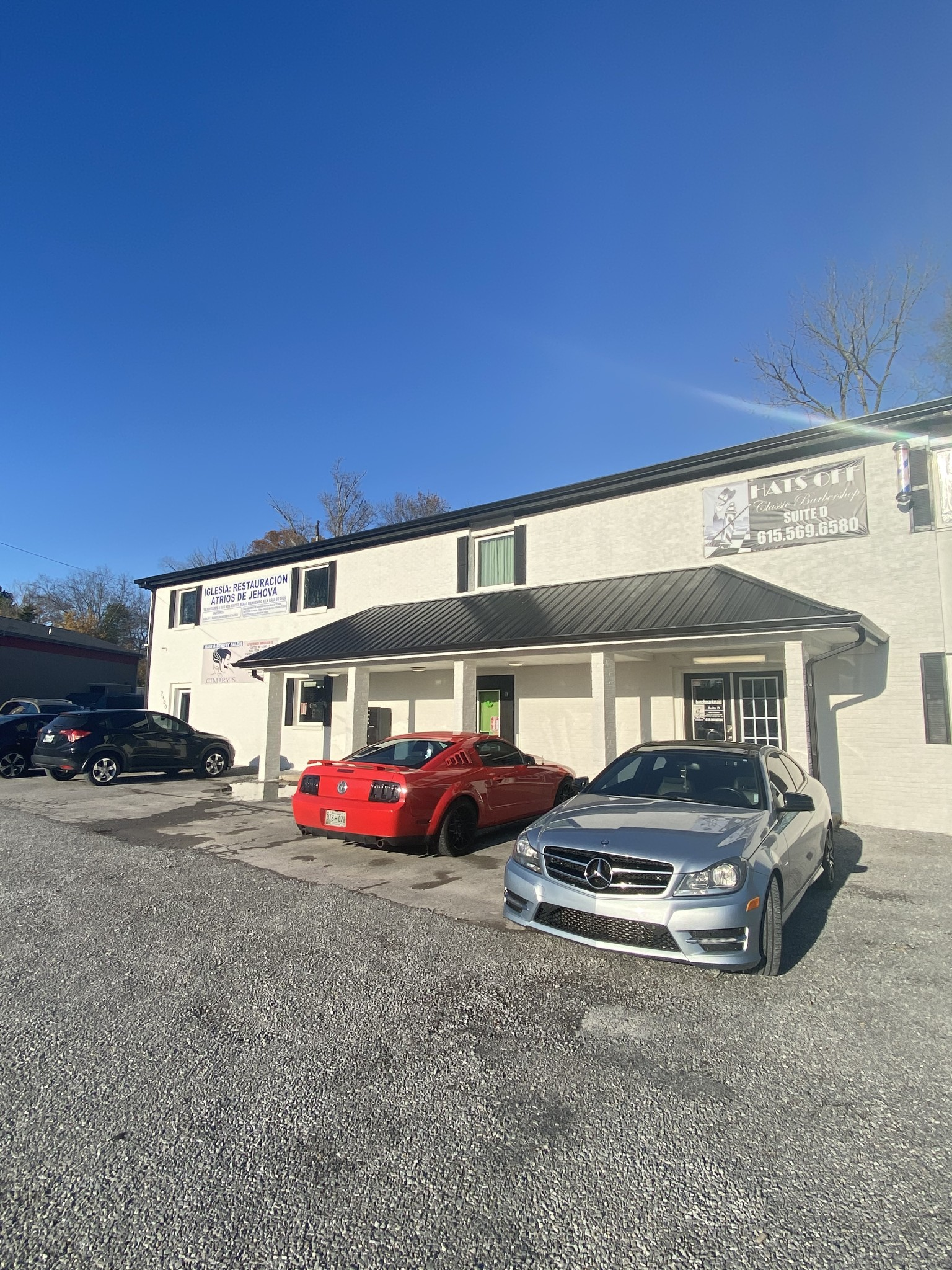 2400 Antioch Pike Property Photo - Antioch, TN real estate listing