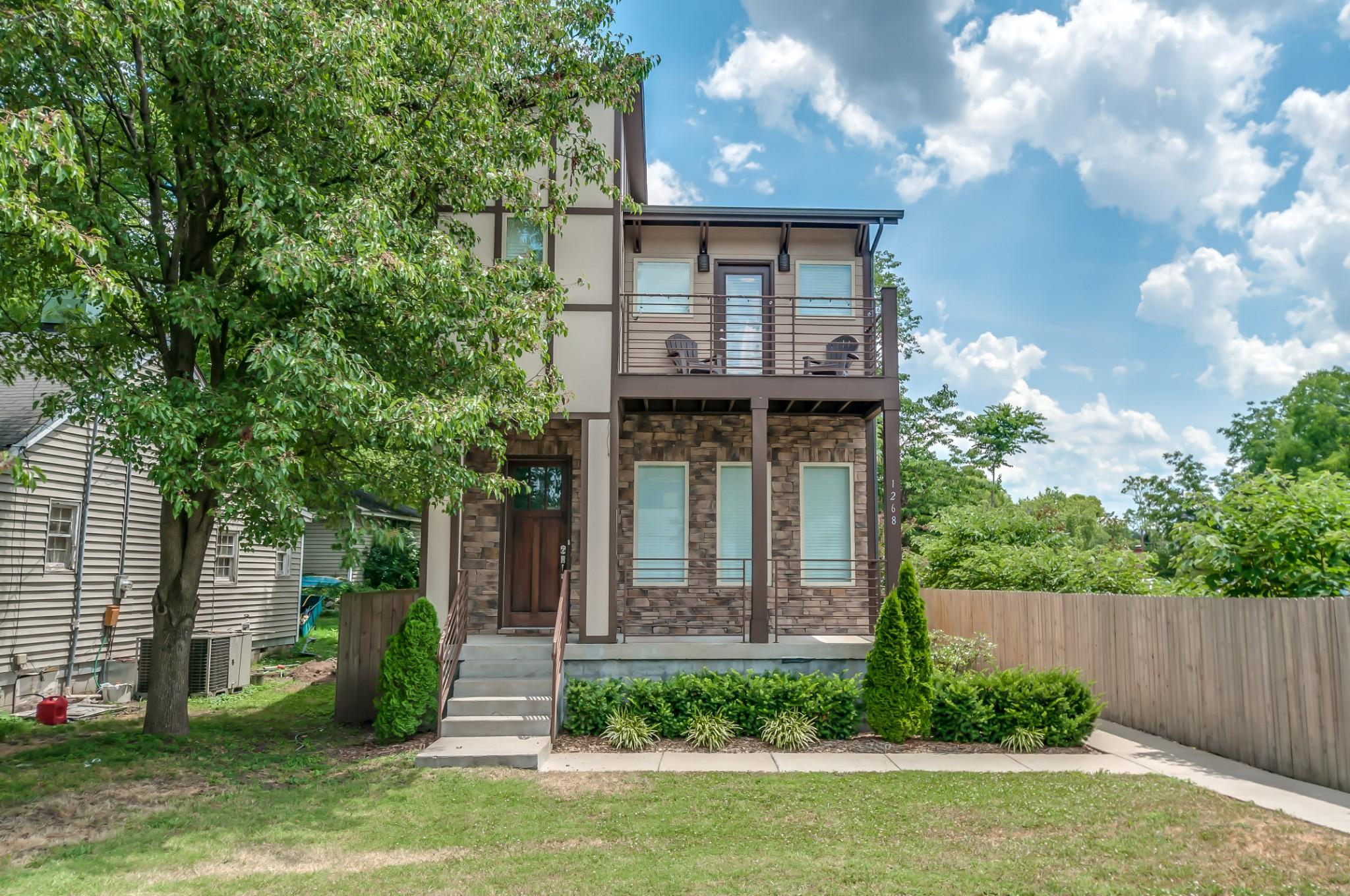 1268A 2nd Ave, S Property Photo - Nashville, TN real estate listing