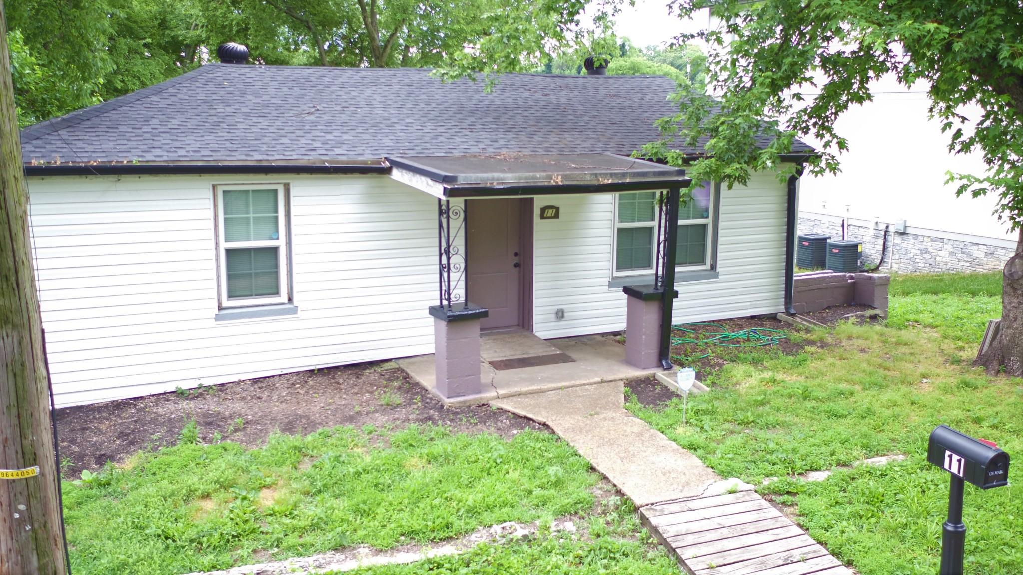 11 Garden St. Property Photo - Nashville, TN real estate listing
