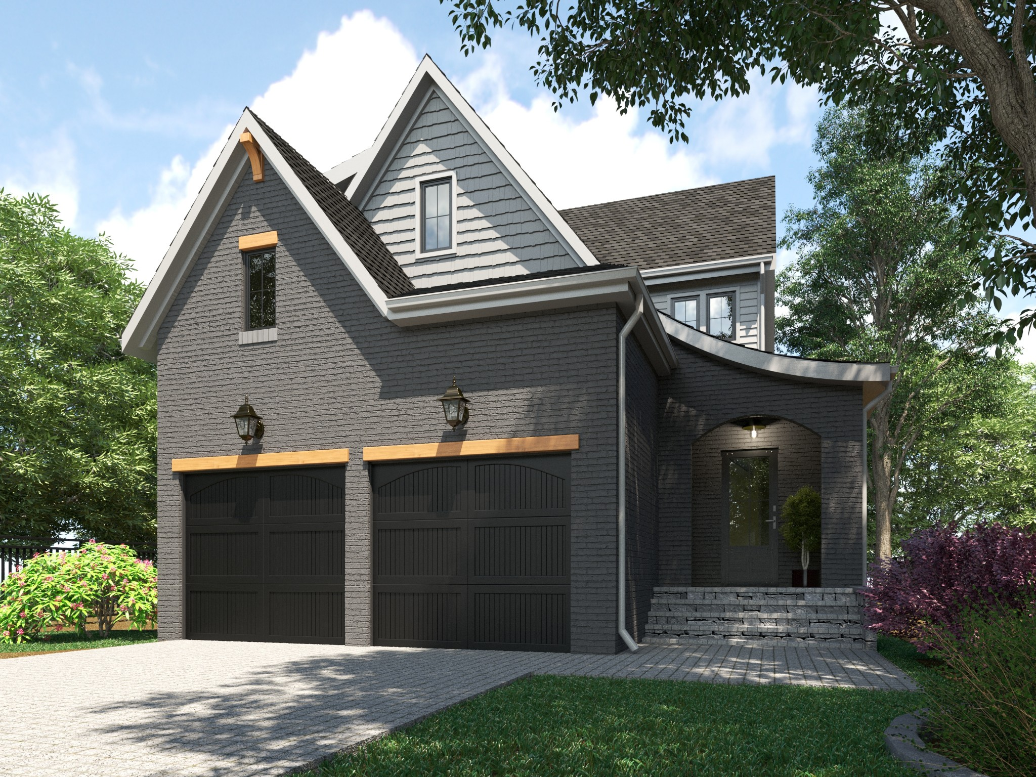 4018A Woodmont Blvd. Property Photo - Nashville, TN real estate listing
