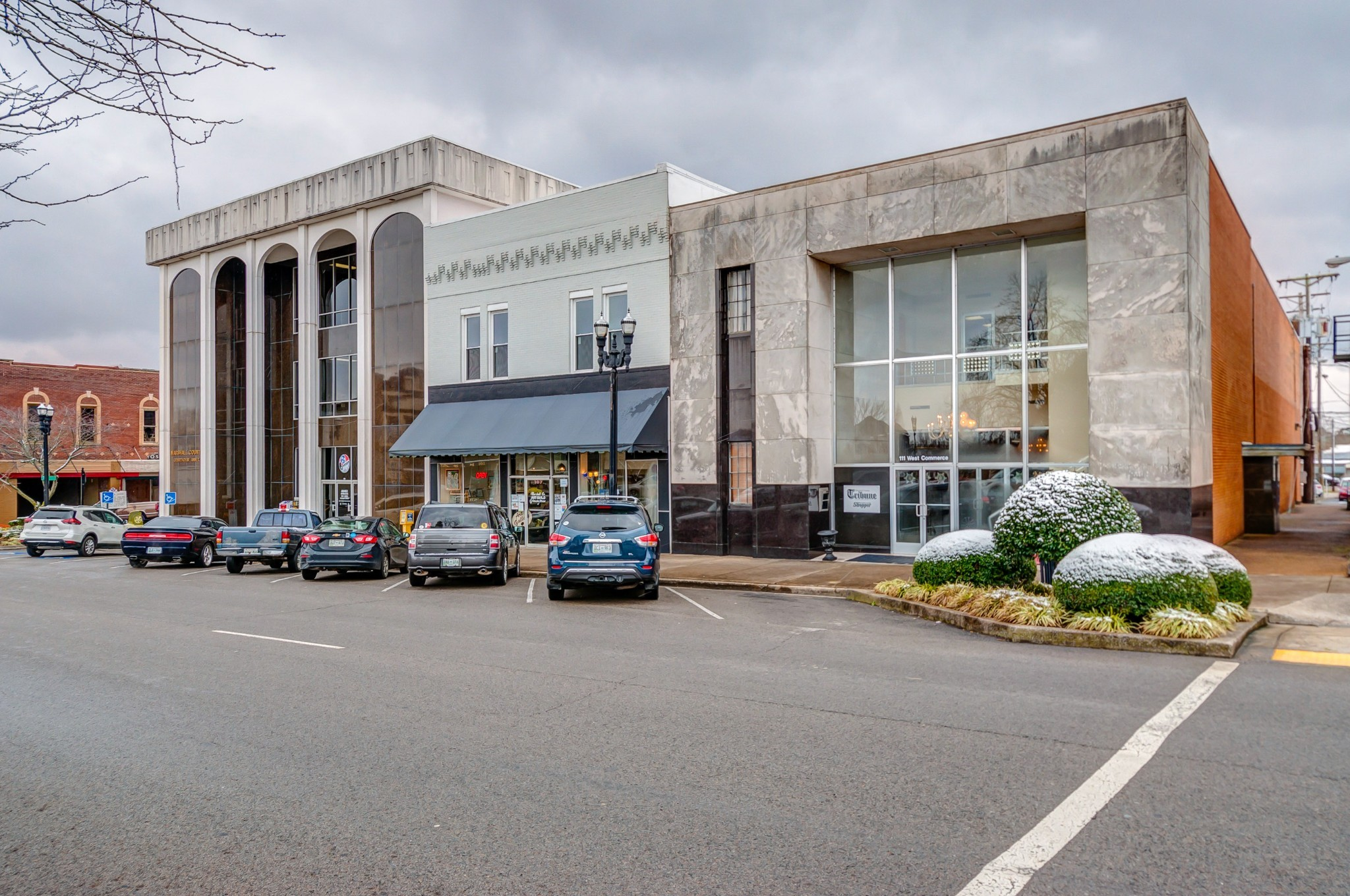 111 W Commerce St Property Photo - Lewisburg, TN real estate listing