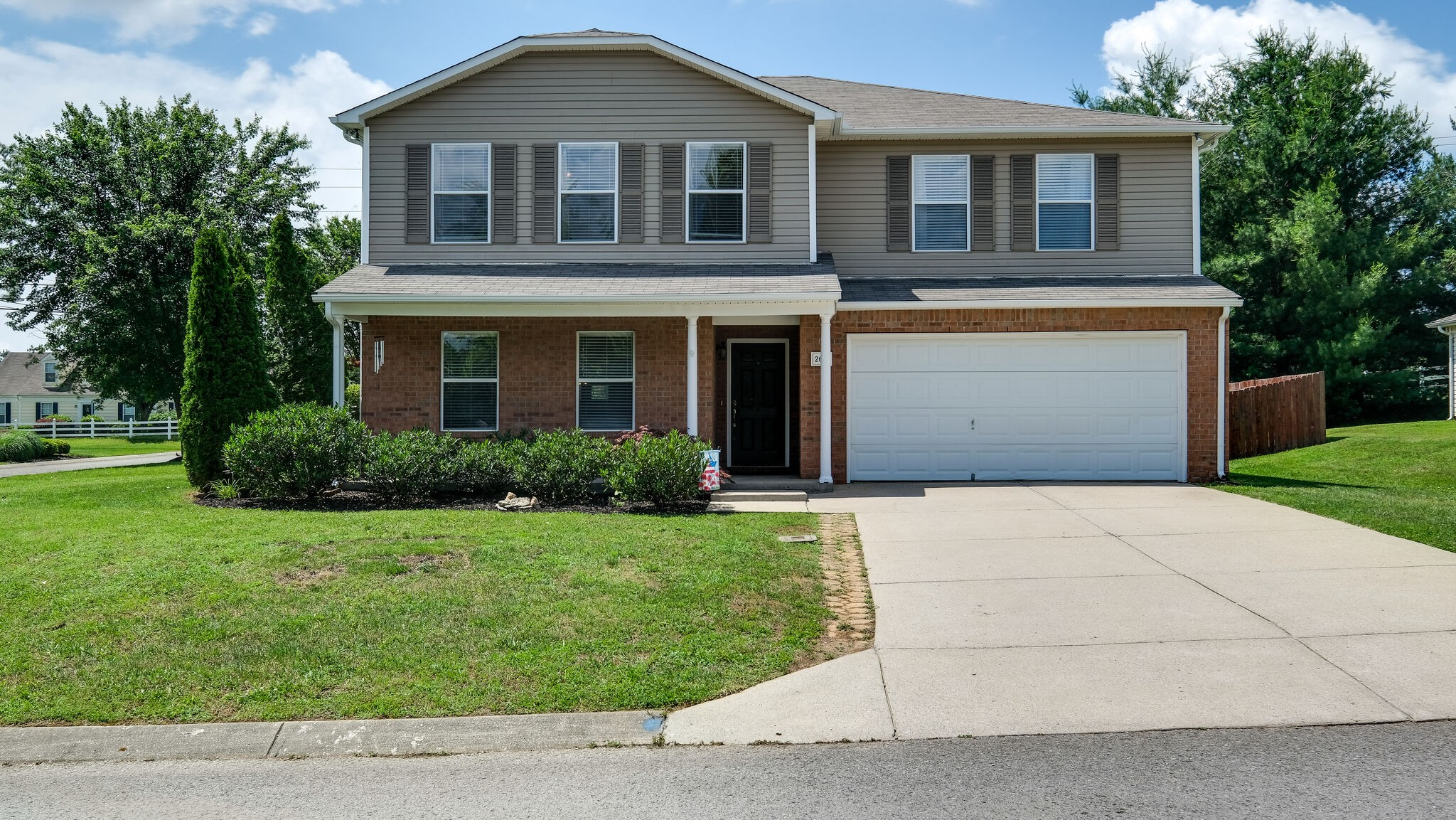 2641 Sutherland Dr Property Photo - Thompsons Station, TN real estate listing