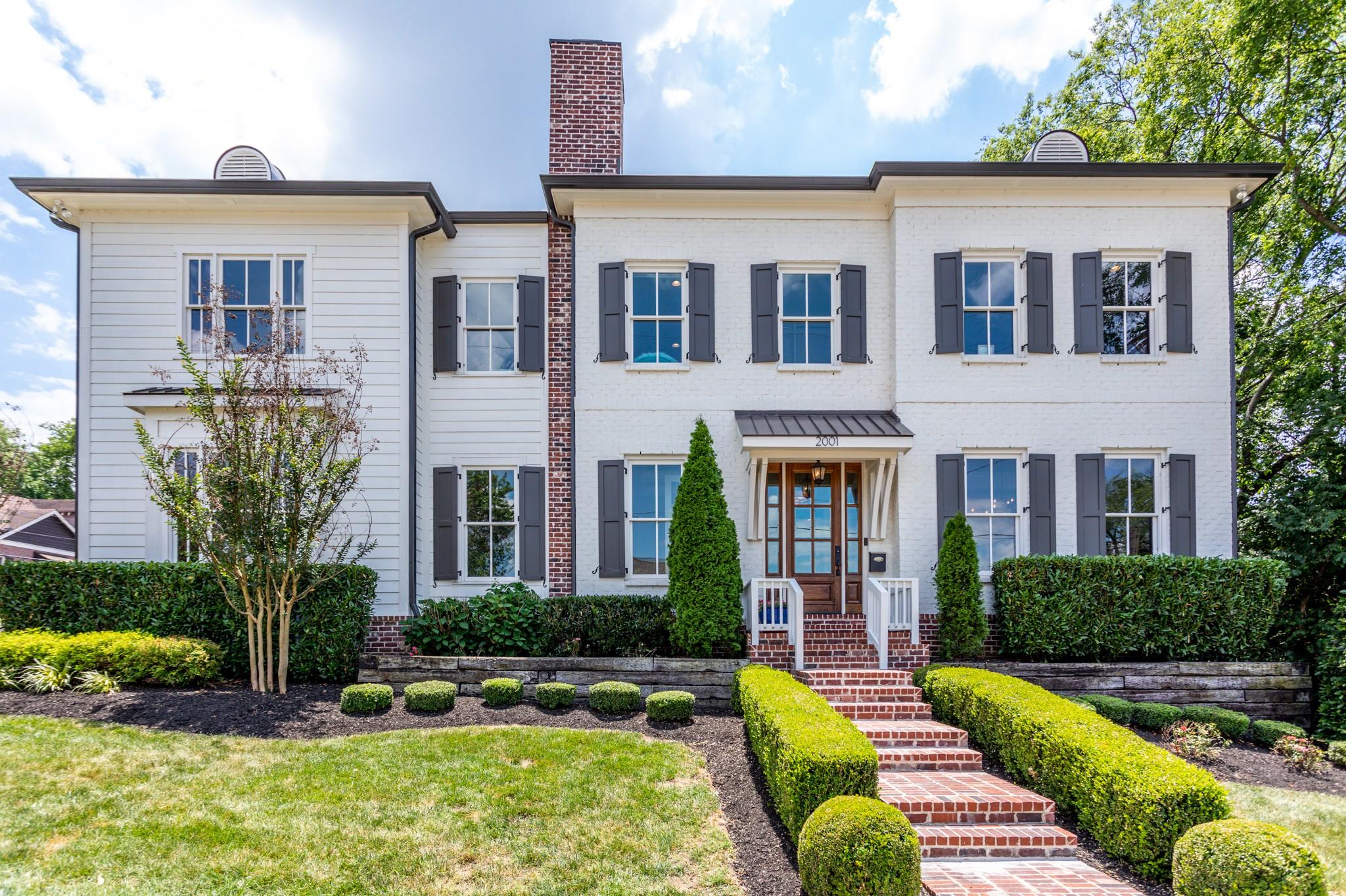 2001 Ashwood Ave Property Photo - Nashville, TN real estate listing