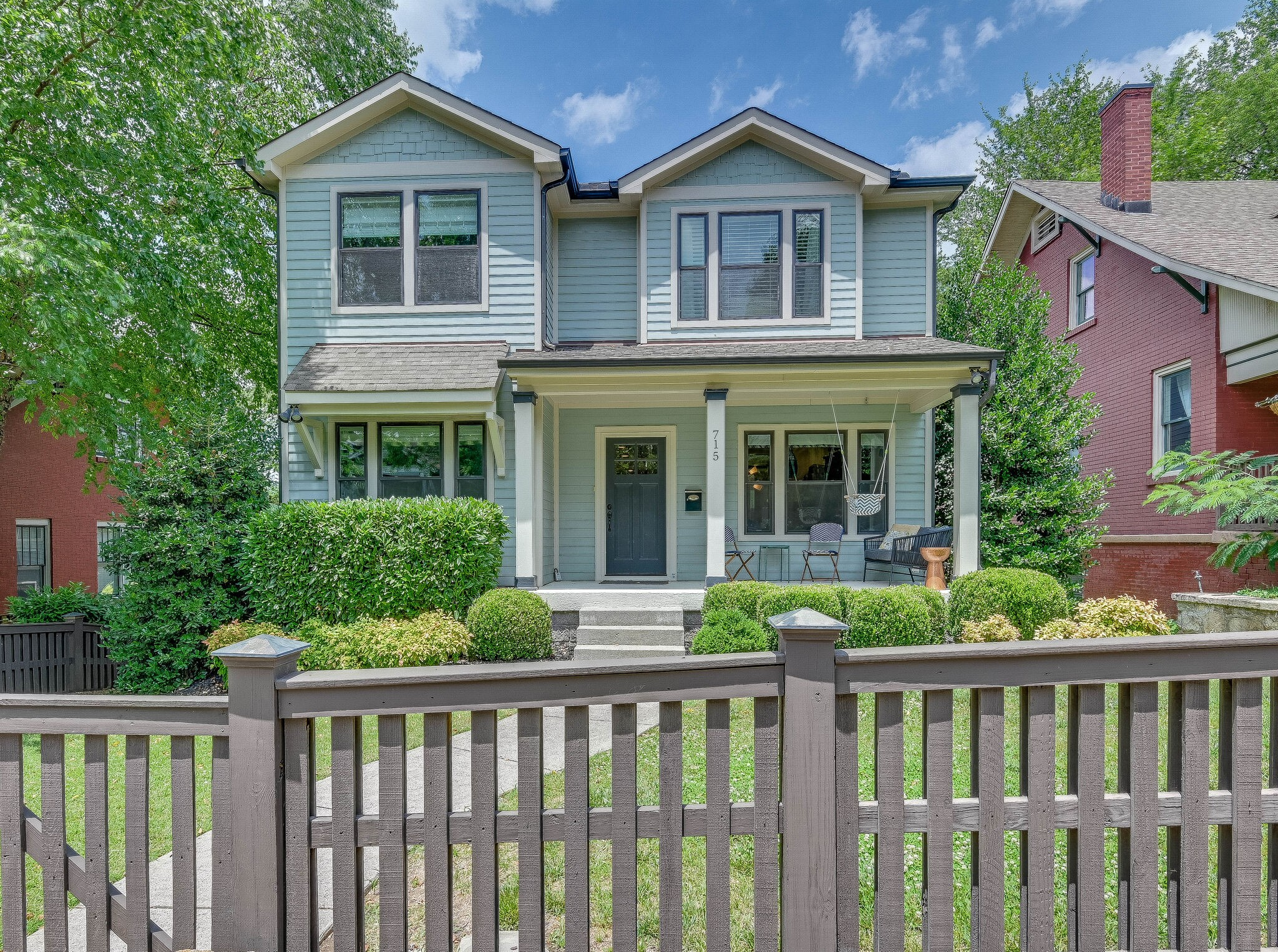715 Boscobel St Property Photo - Nashville, TN real estate listing