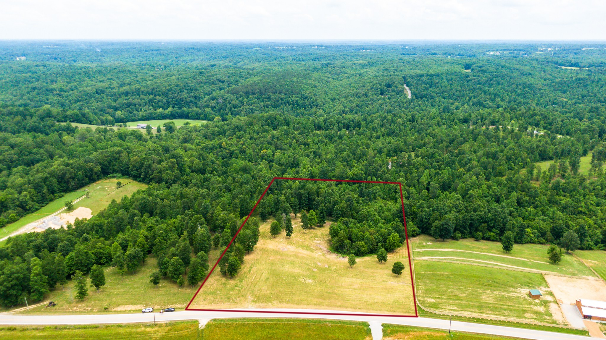 7840 W Lick Creek Rd Property Photo - Primm Springs, TN real estate listing