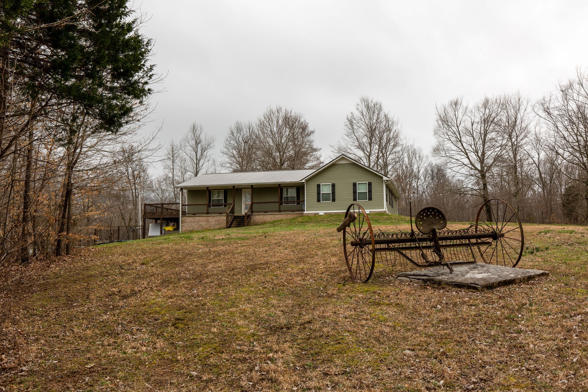 185 Potts Cemetery Rd Property Photo - Cumberland Furnace, TN real estate listing
