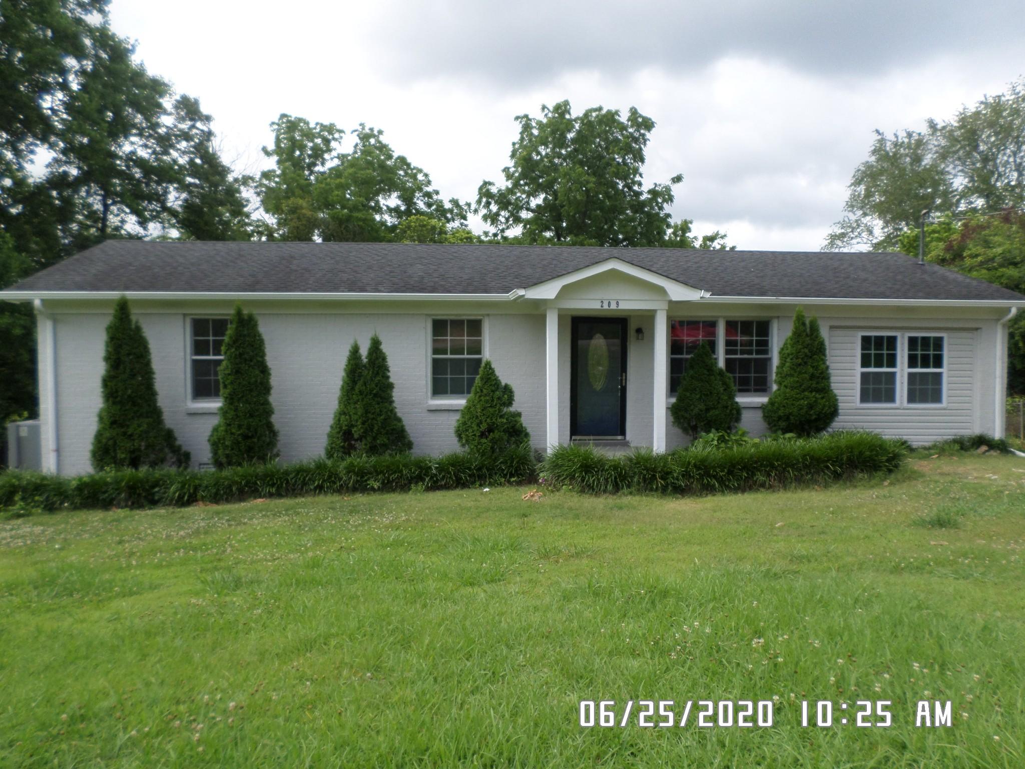 2209 Trotwood Dr Property Photo - Pulaski, TN real estate listing
