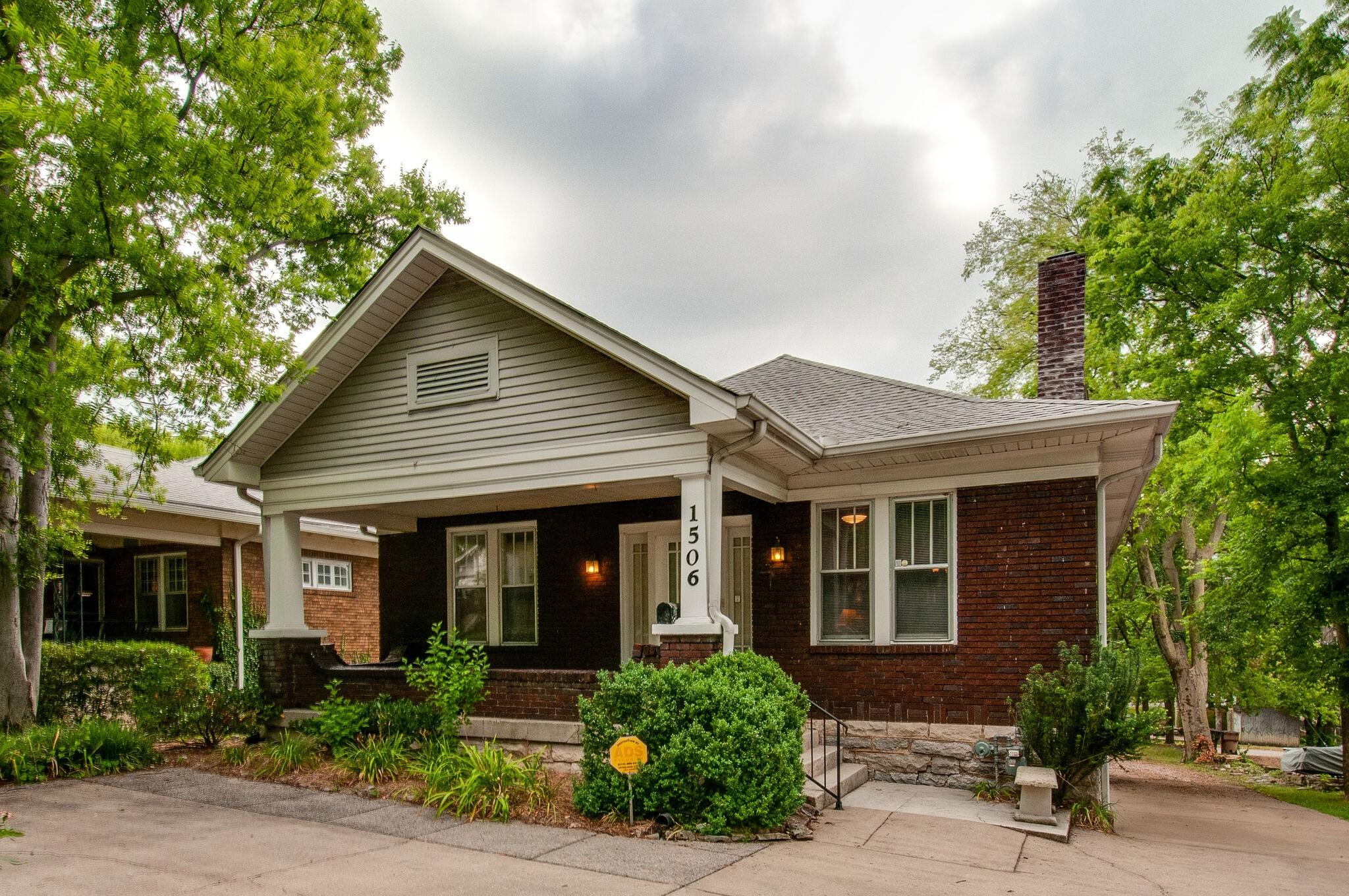 1506 17th Ave, S Property Photo - Nashville, TN real estate listing