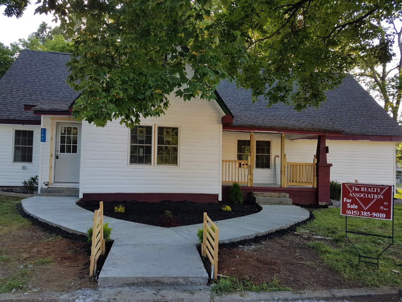 107 N West St Property Photo - Decherd, TN real estate listing
