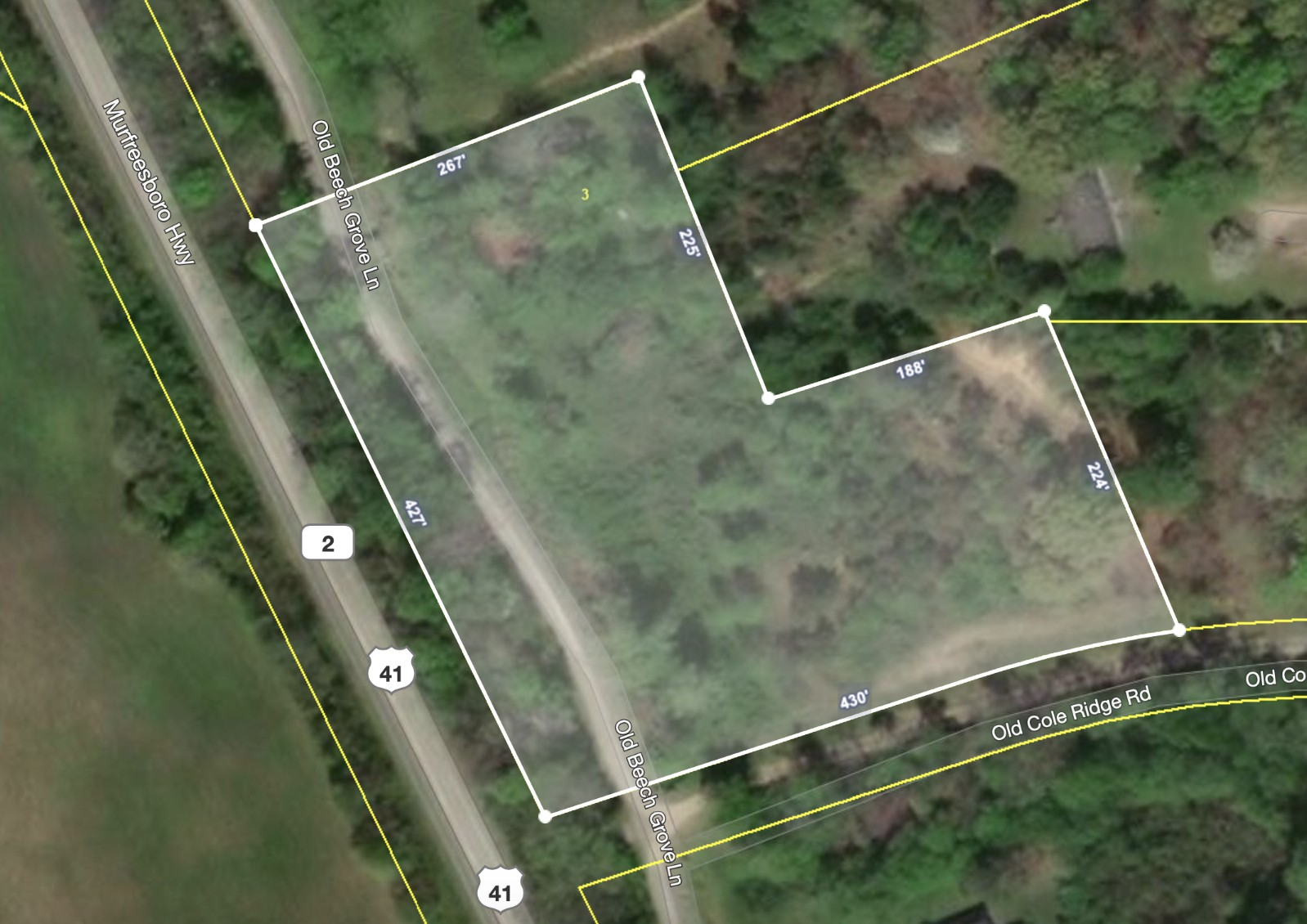 0 Murfreesboro Hwy Property Photo - Wartrace, TN real estate listing
